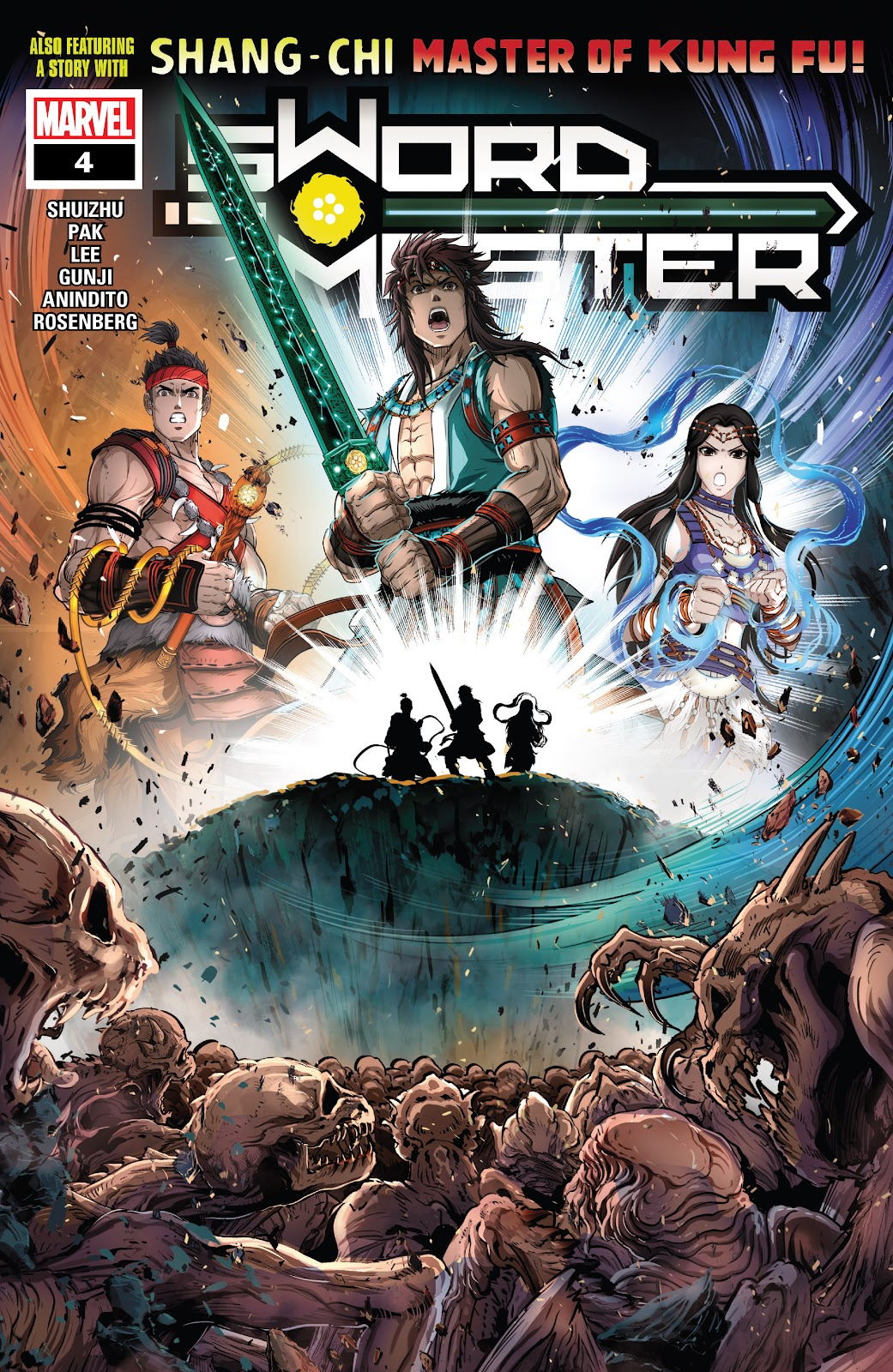 Read online Sword Master comic -  Issue #4 - 1