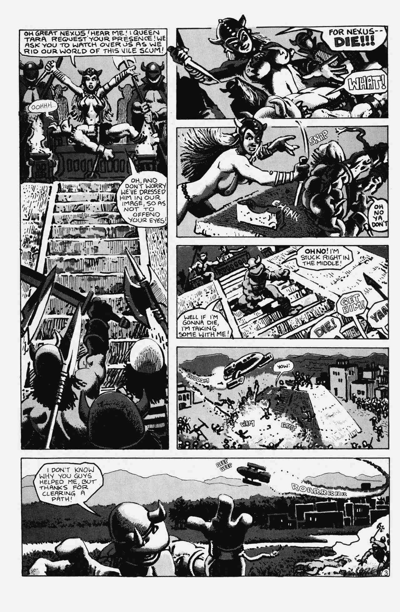 Read online Shell Shock comic -  Issue # Full - 184
