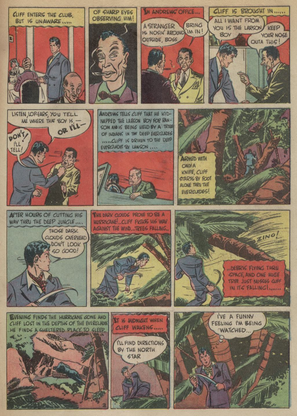 Read online Detective Comics (1937) comic -  Issue #39 - 50