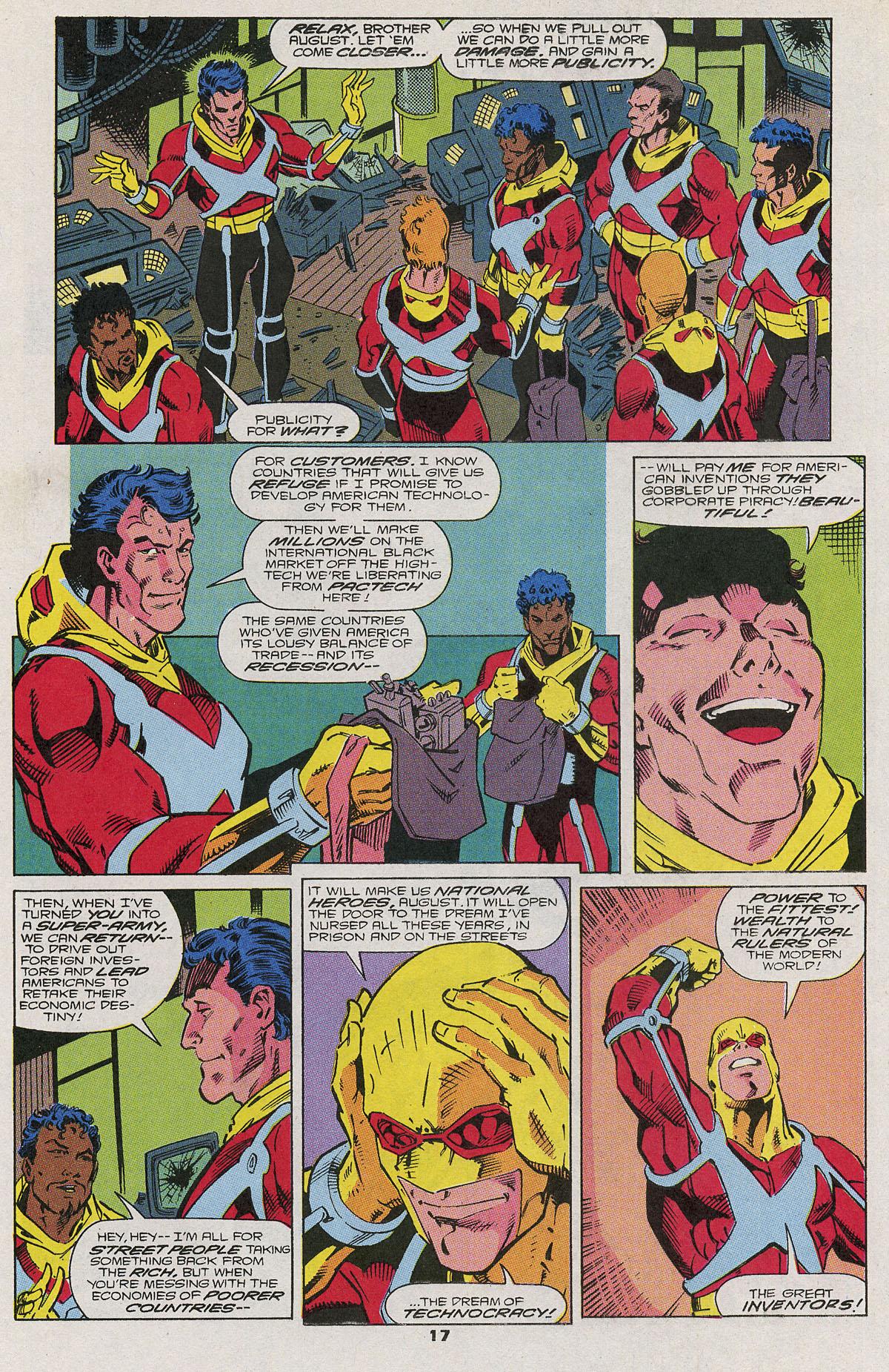 Read online Wonder Man (1991) comic -  Issue #6 - 14