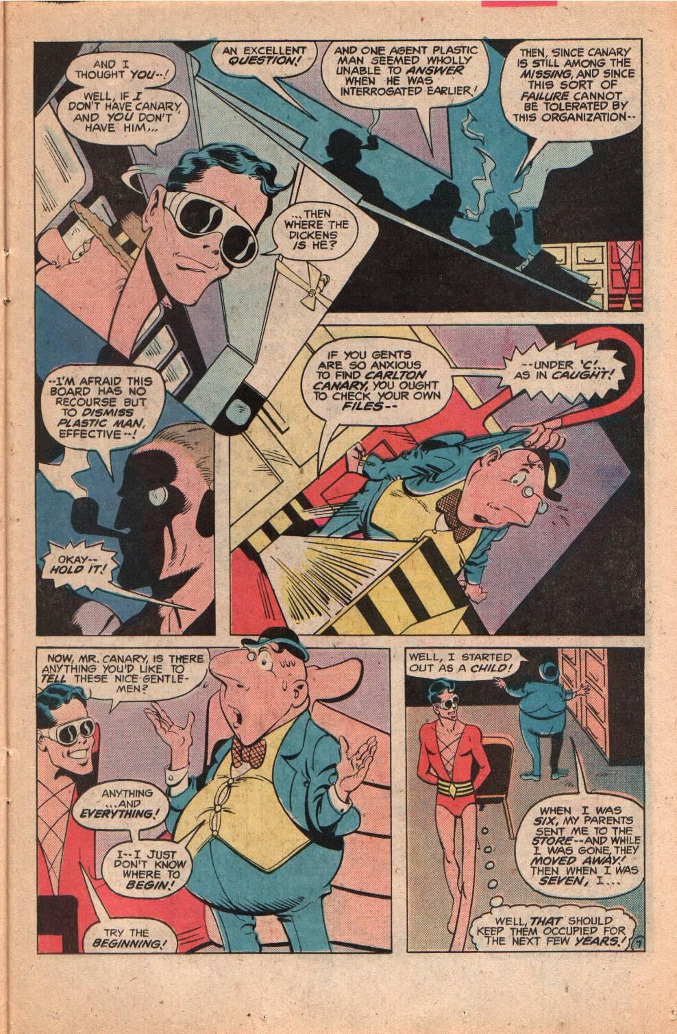 Read online Adventure Comics (1938) comic -  Issue #498 - 9