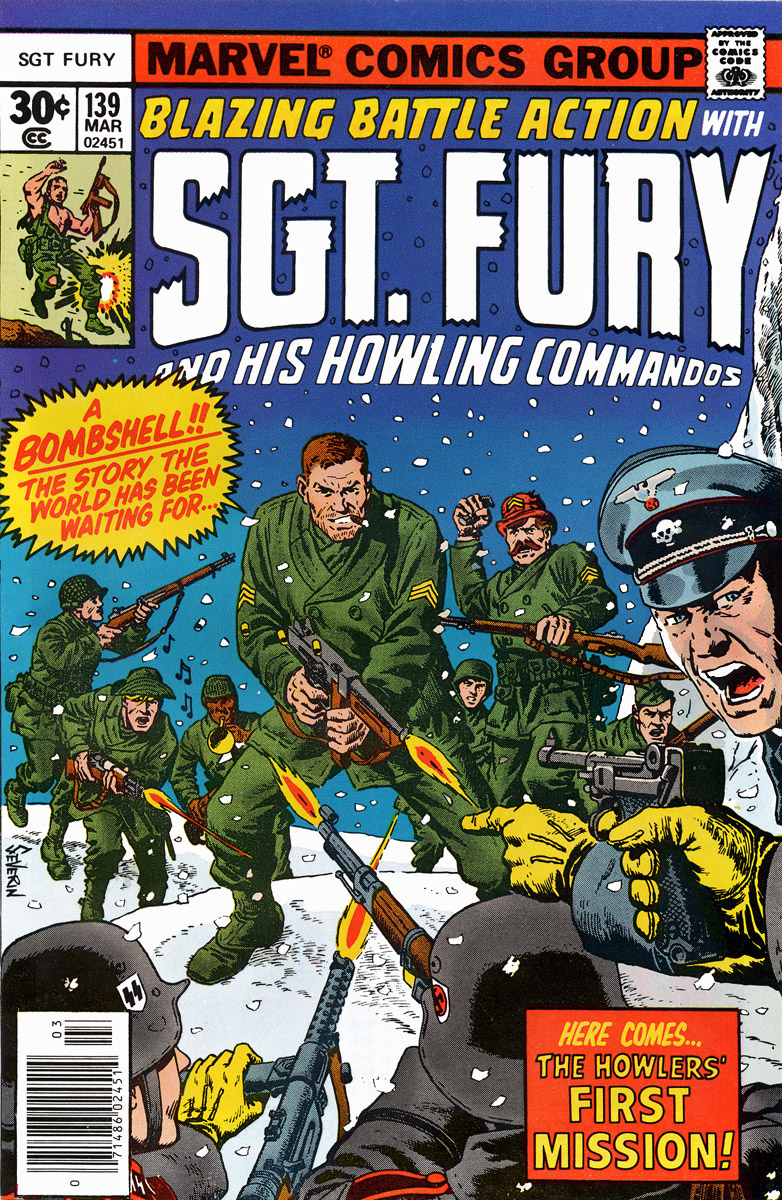 Sgt. Fury 139 Page 1