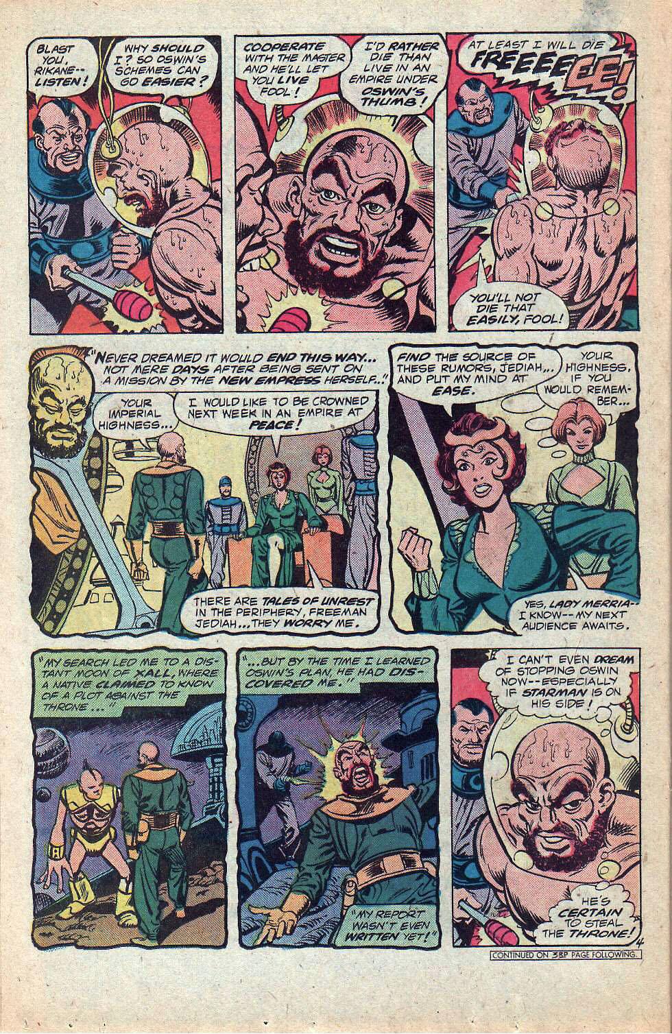 Read online Adventure Comics (1938) comic -  Issue #467 - 17