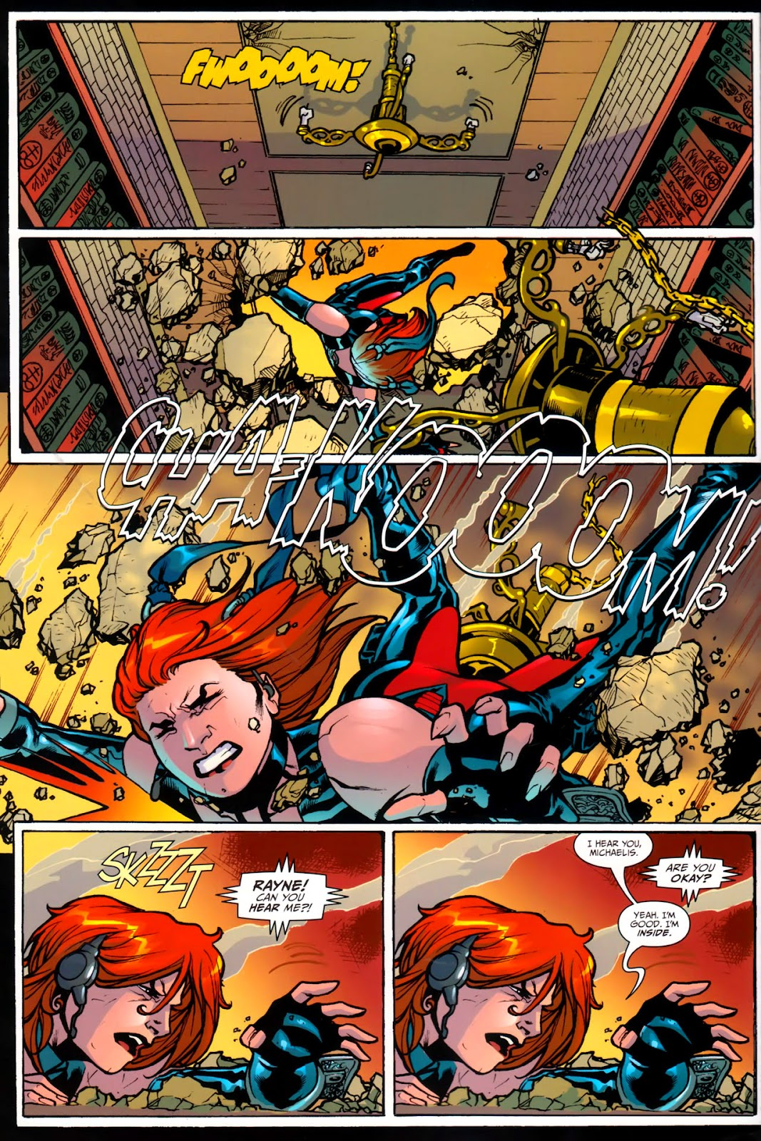 BloodRayne: Automaton issue Full - Page 13