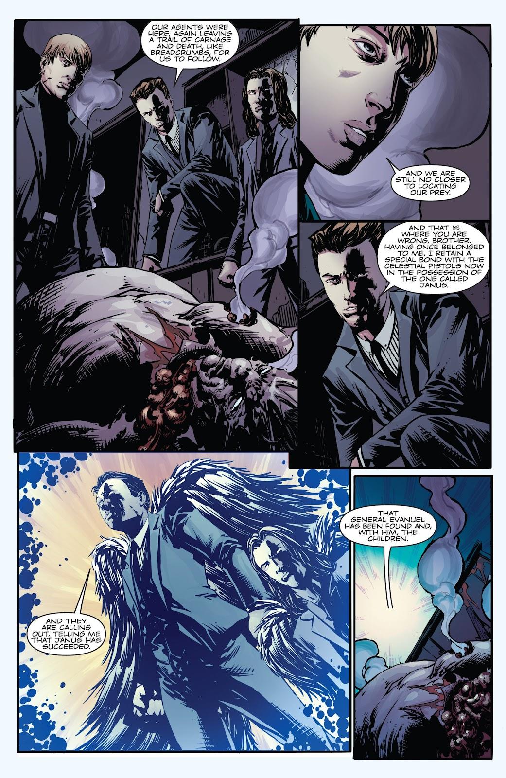 Read online Vampirella Strikes comic -  Issue #6 - 18