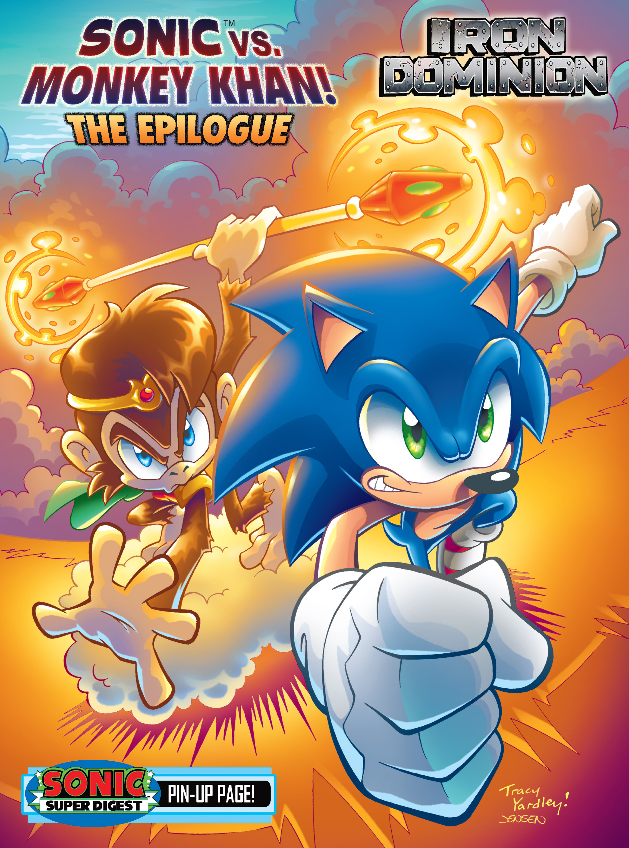 Read online Sonic Super Digest comic -  Issue #7 - 43