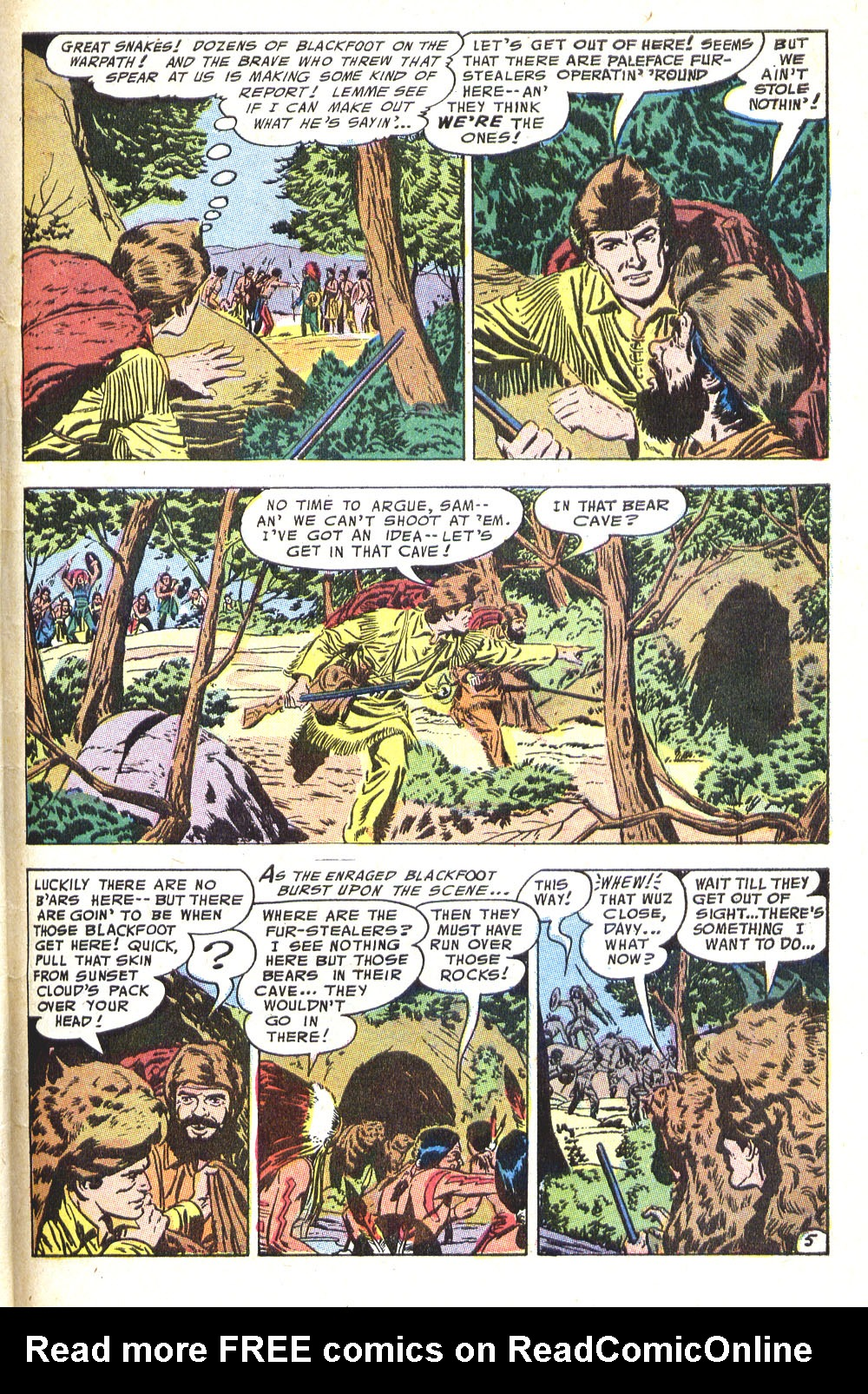 Read online All-Star Western (1970) comic -  Issue #8 - 45