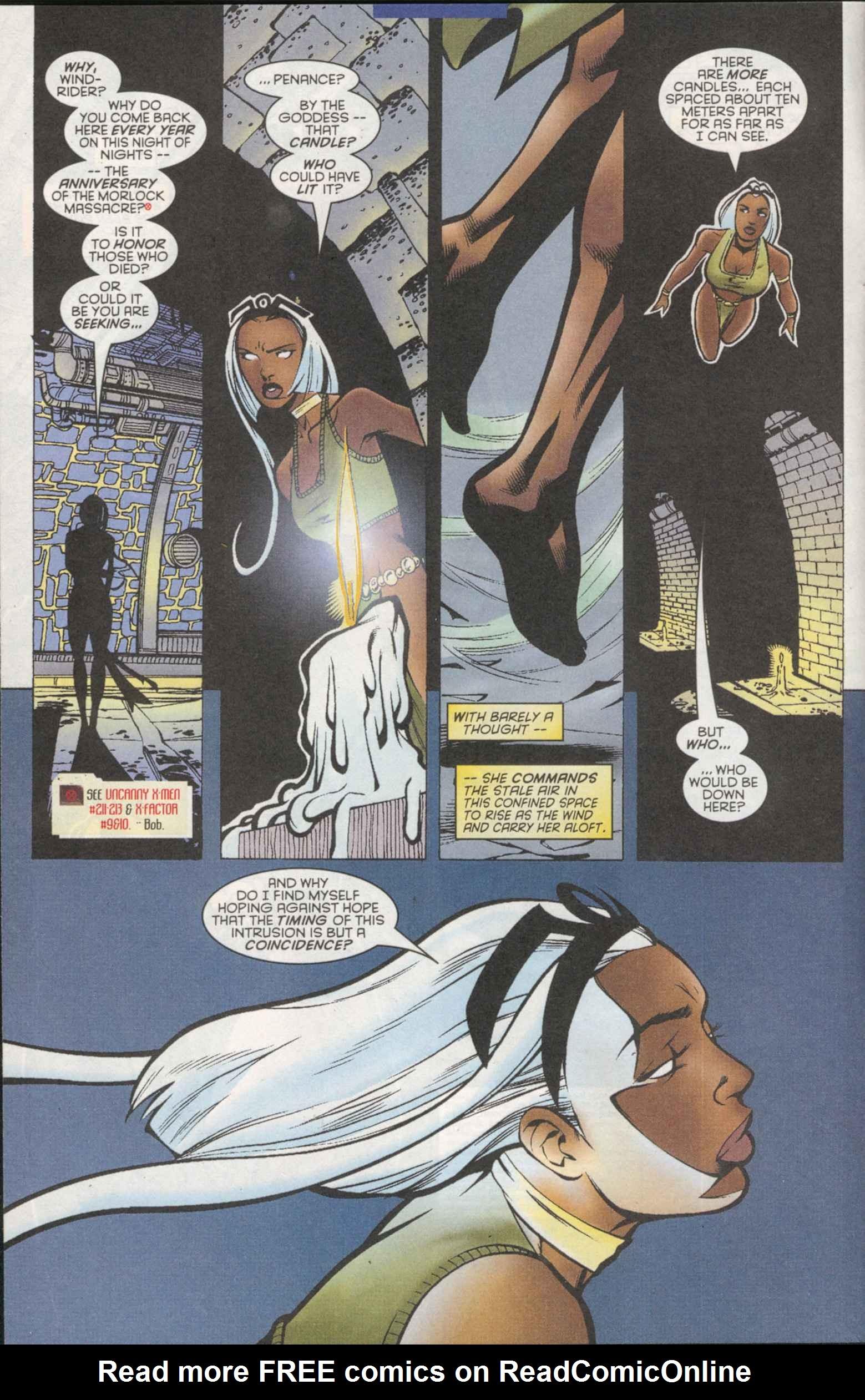 X-Men (1991) 58 Page 2