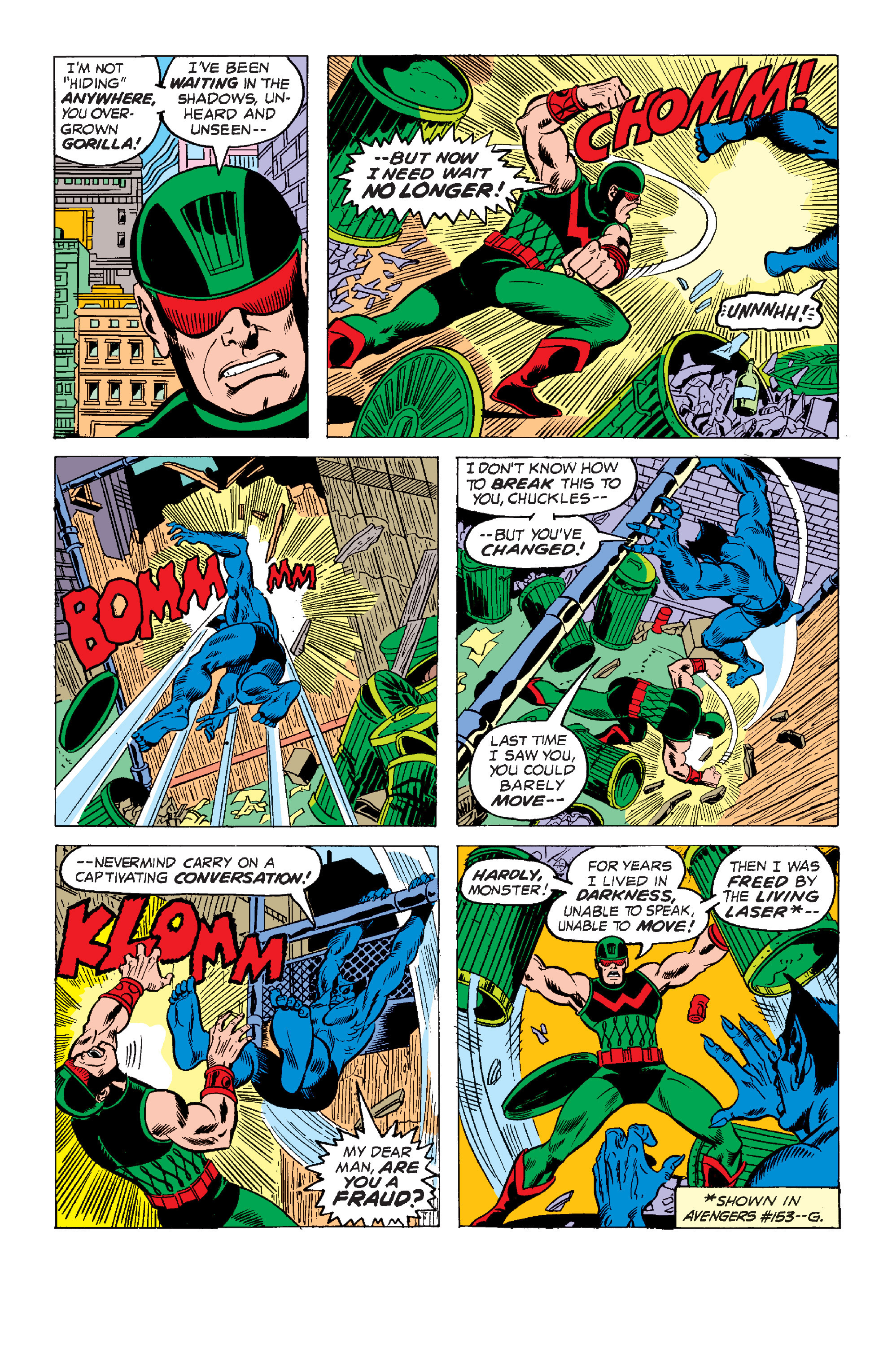 The Avengers (1963) _Annual_6 Page 10
