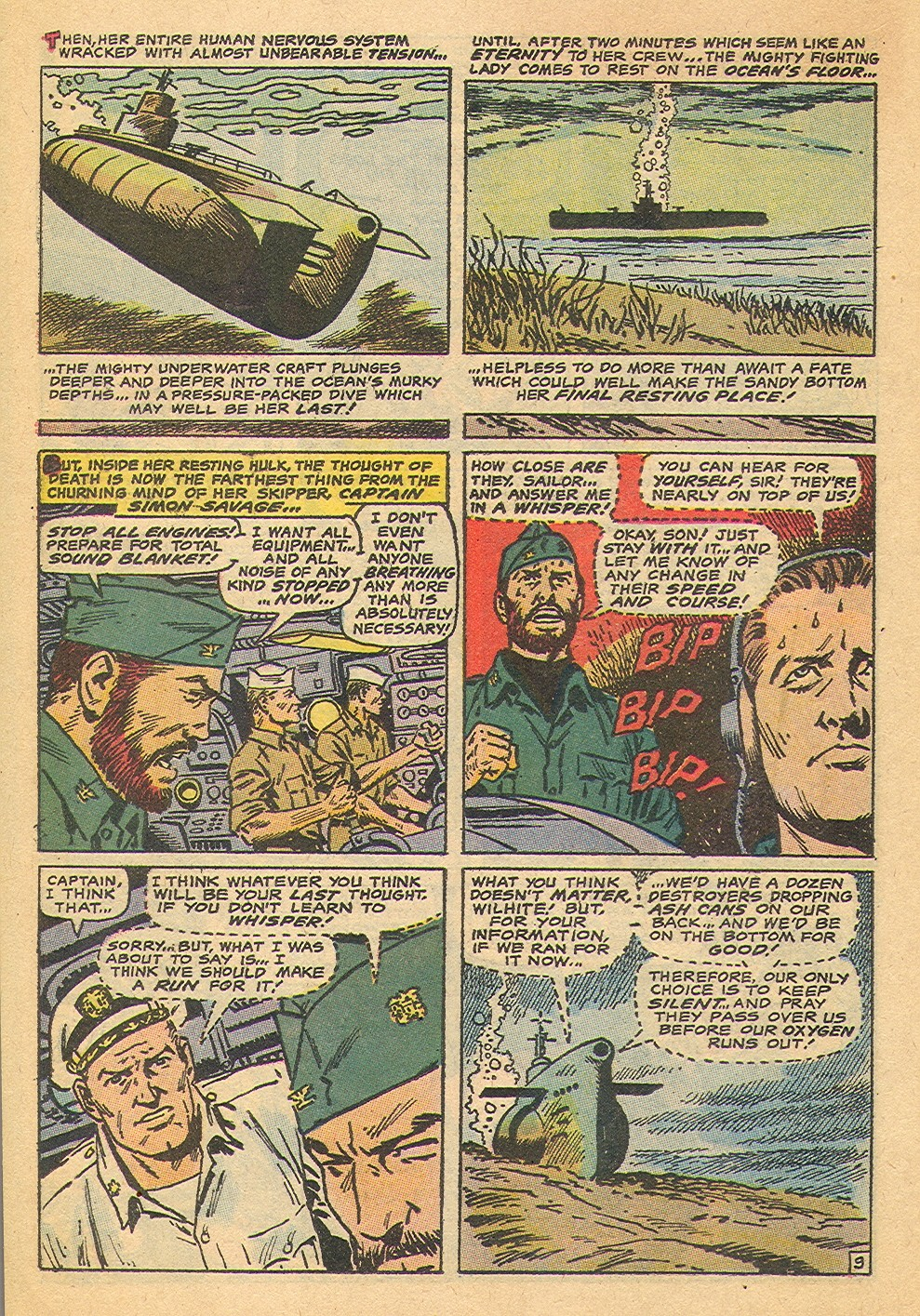 Captain Savage and his Leatherneck Raiders issue 19 - Page 14