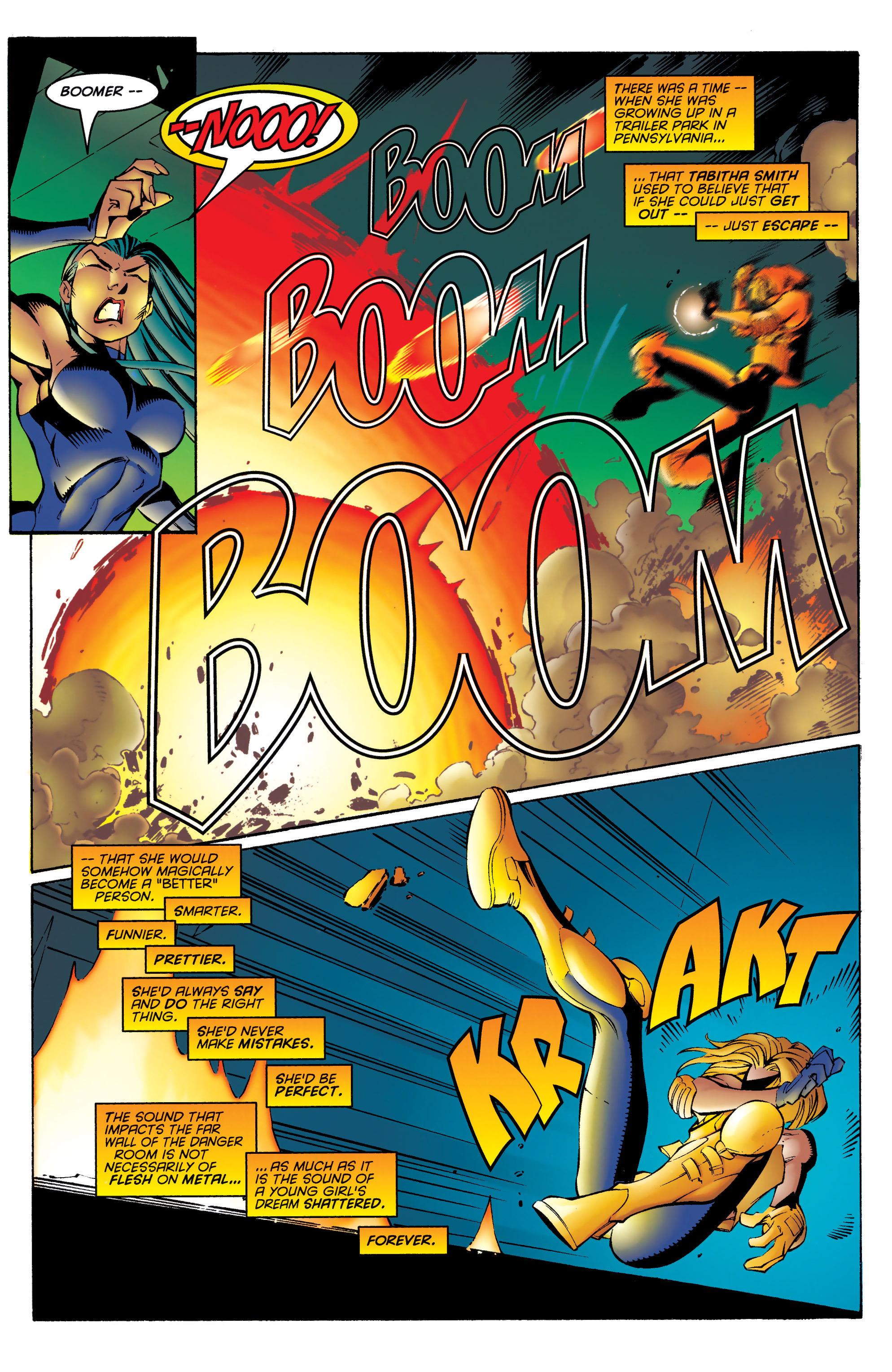 Read online Uncanny X-Men (1963) comic -  Issue #328 - 15