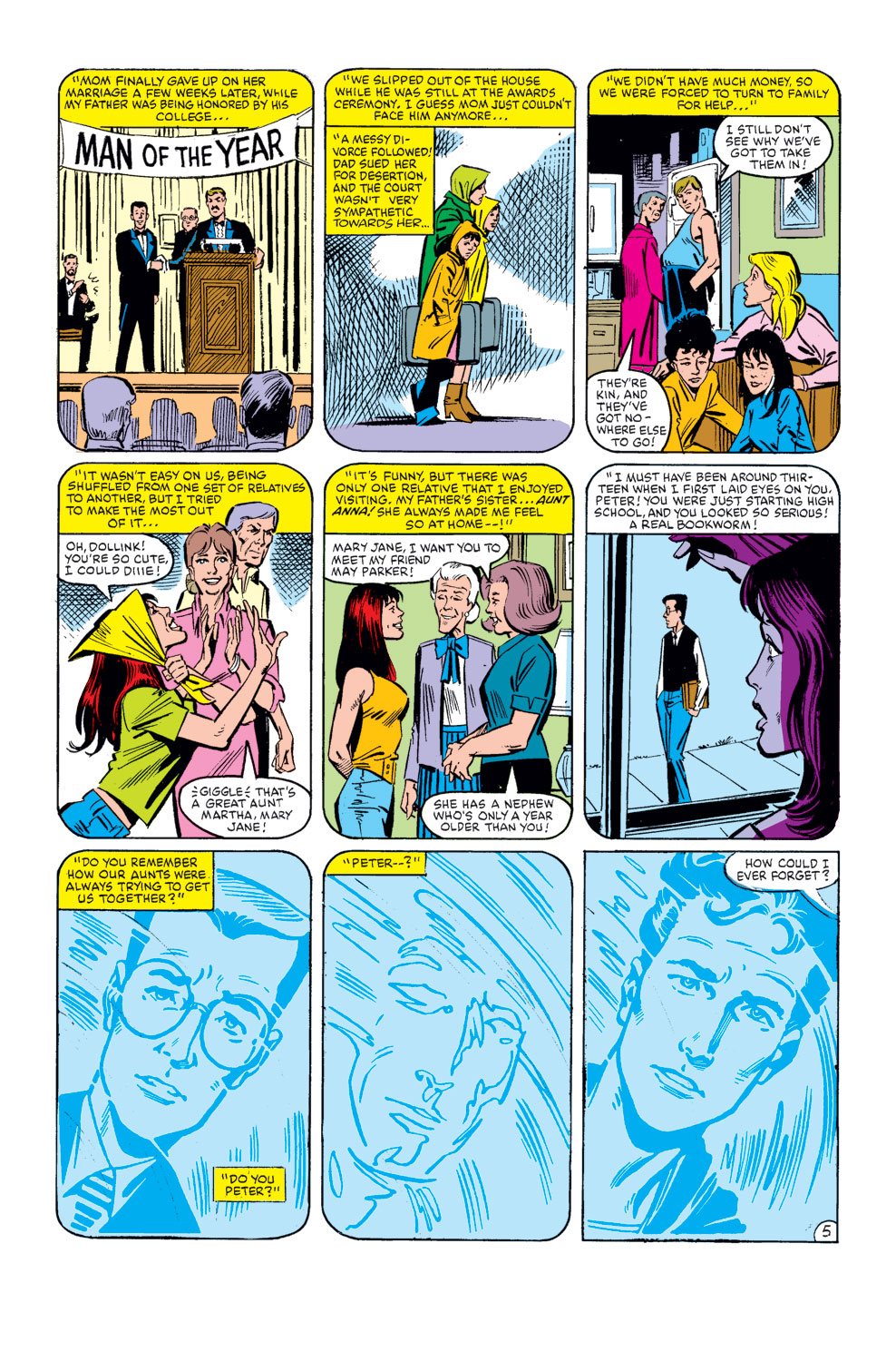 The Amazing Spider-Man (1963) 259 Page 5