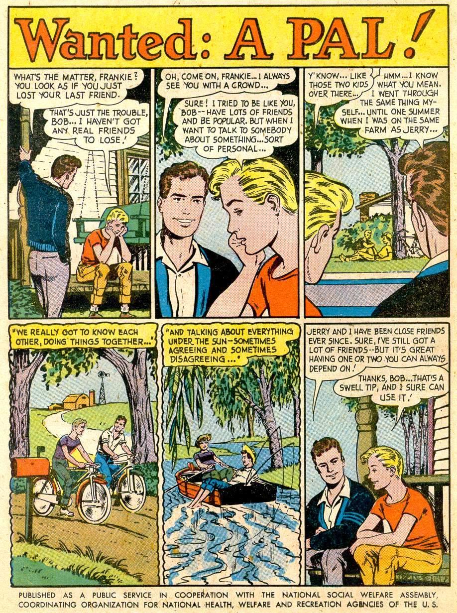 Read online Adventure Comics (1938) comic -  Issue #251 - 16