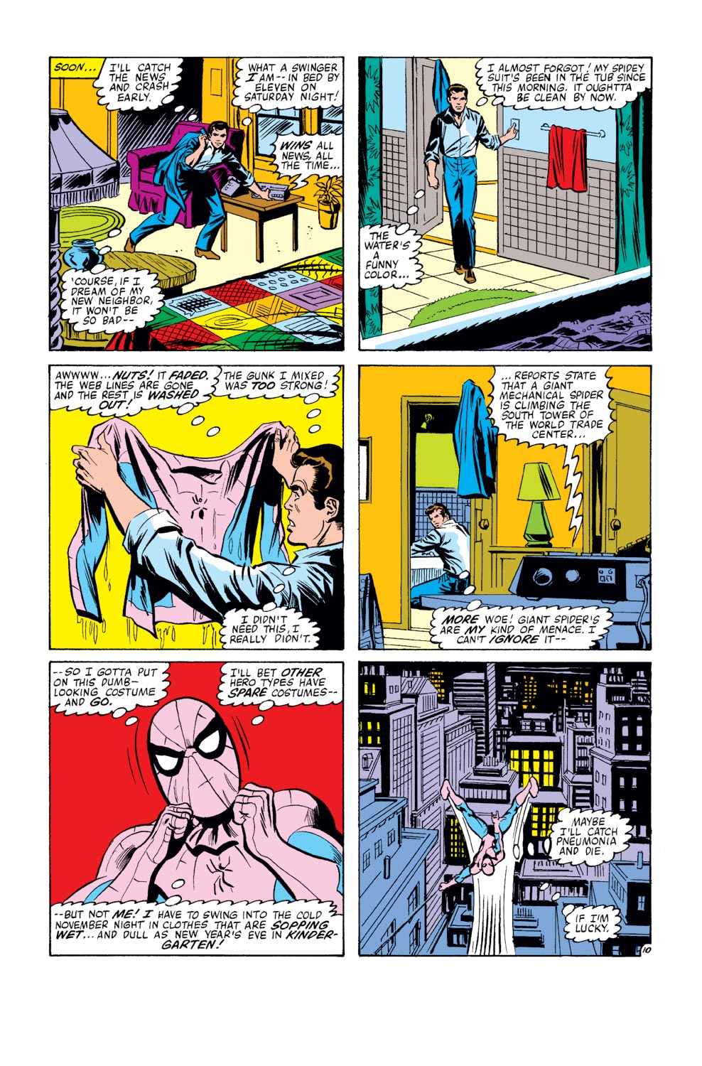 The Amazing Spider-Man (1963) 213 Page 10