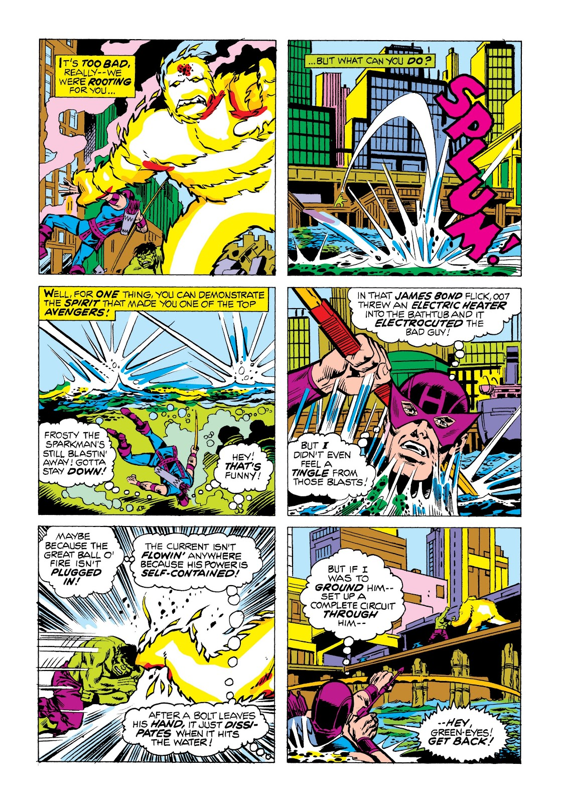 Read online Marvel Masterworks: The Incredible Hulk comic -  Issue # TPB 9 (Part 3) - 14