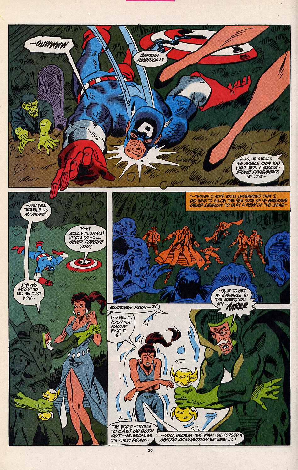 Read online Secret Defenders comic -  Issue #8 - 15