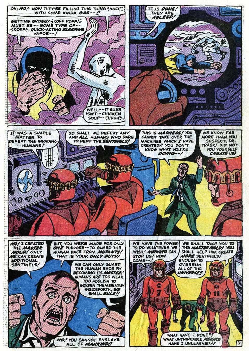 Uncanny X-Men (1963) 68 Page 32