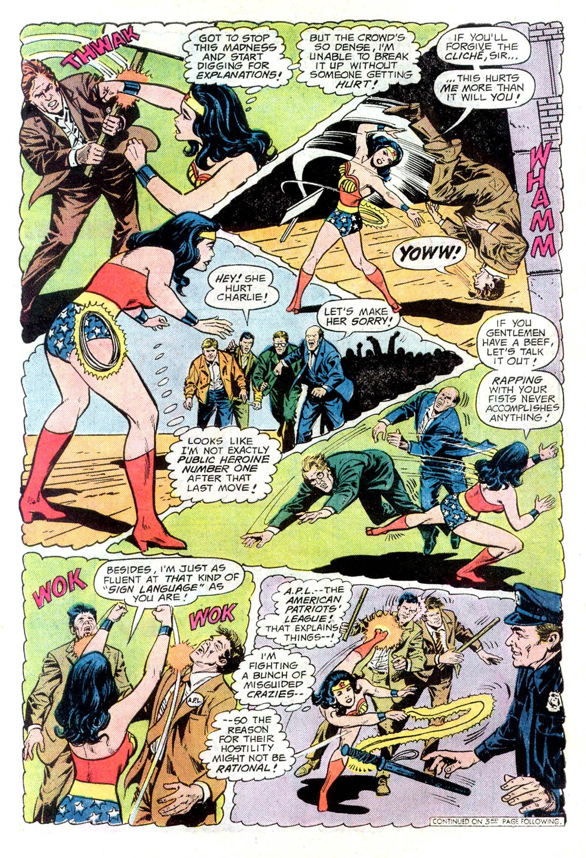 Read online Wonder Woman (1942) comic -  Issue #224 - 6