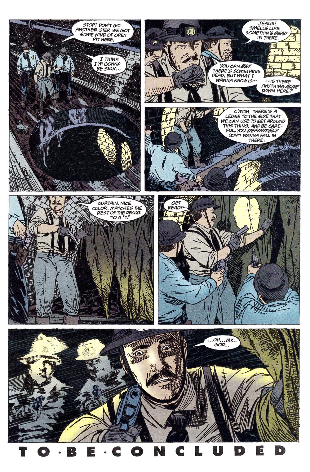 Sandman Mystery Theatre issue 27 - Page 23