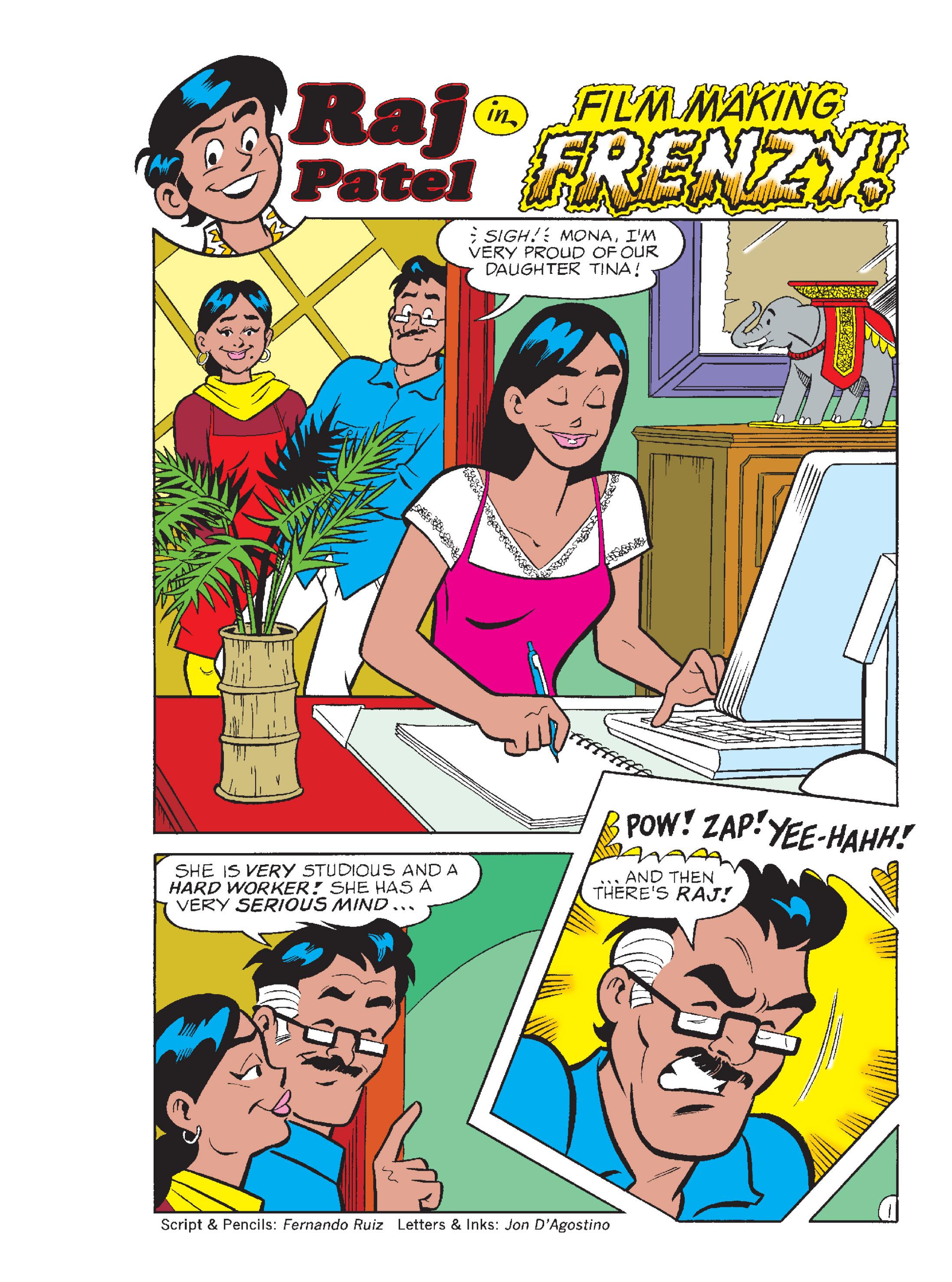 Read online Archie 1000 Page Comics Blowout! comic -  Issue # TPB (Part 1) - 223
