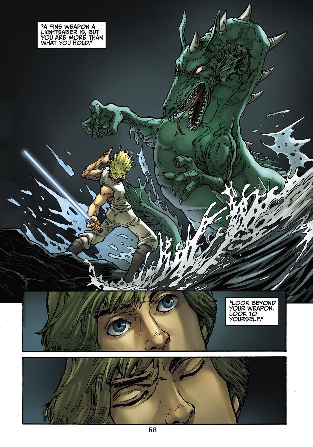 Read online Star Wars Omnibus comic -  Issue # Vol. 33 - 230