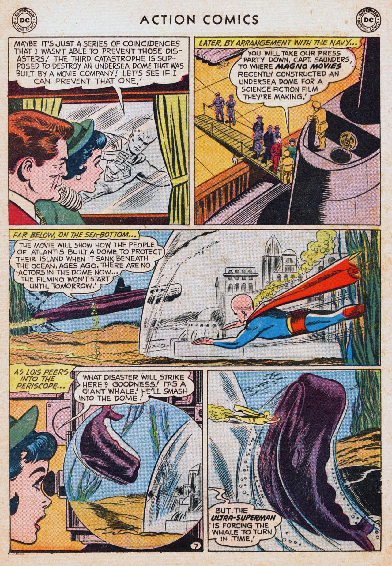 Action Comics (1938) 256 Page 8