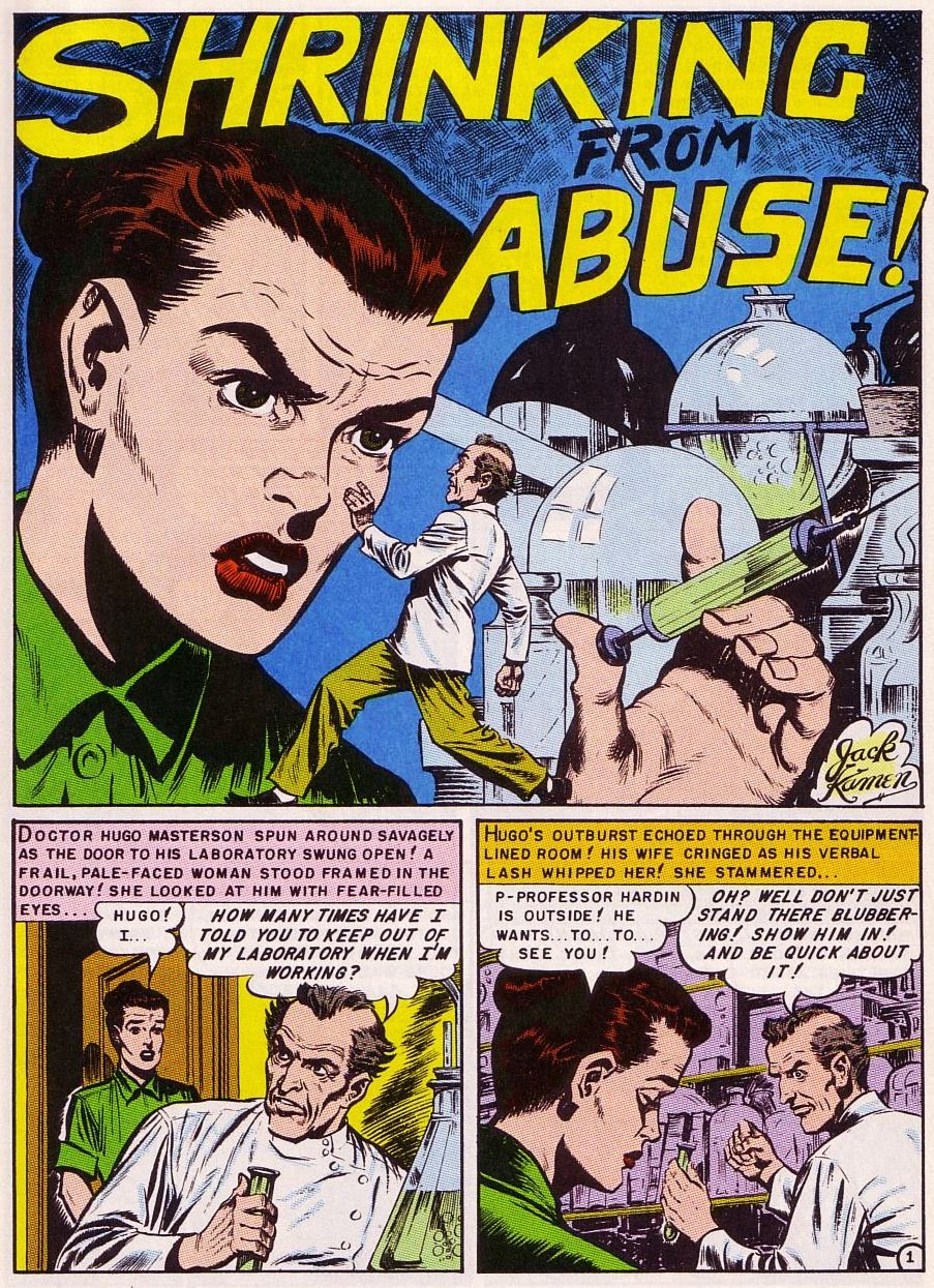 Weird Fantasy (1951) issue 11 - Page 11