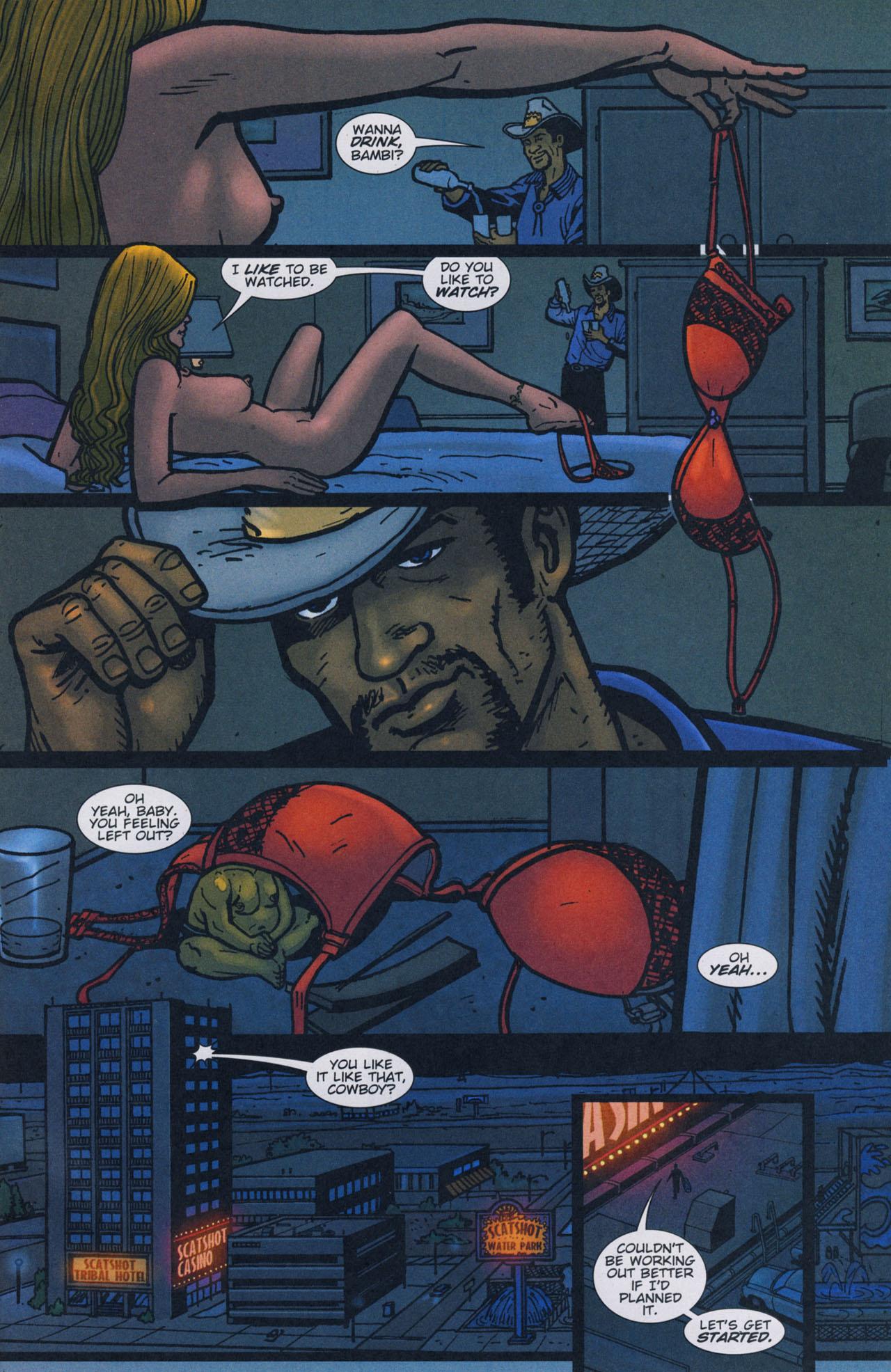 Read online The Exterminators comic -  Issue #17 - 20