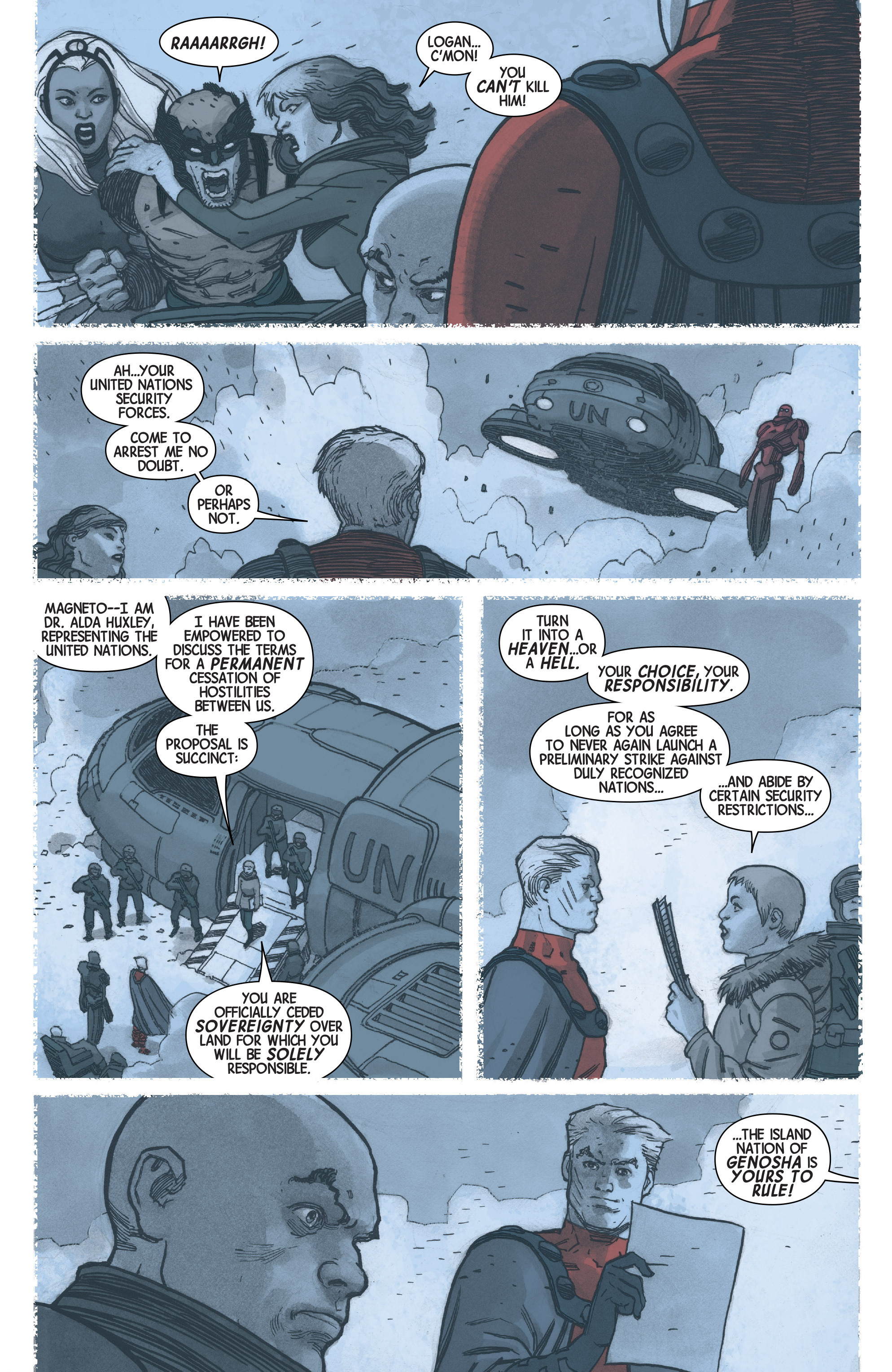 Read online Secret Wars: Last Days of the Marvel Universe comic -  Issue # TPB (Part 1) - 208