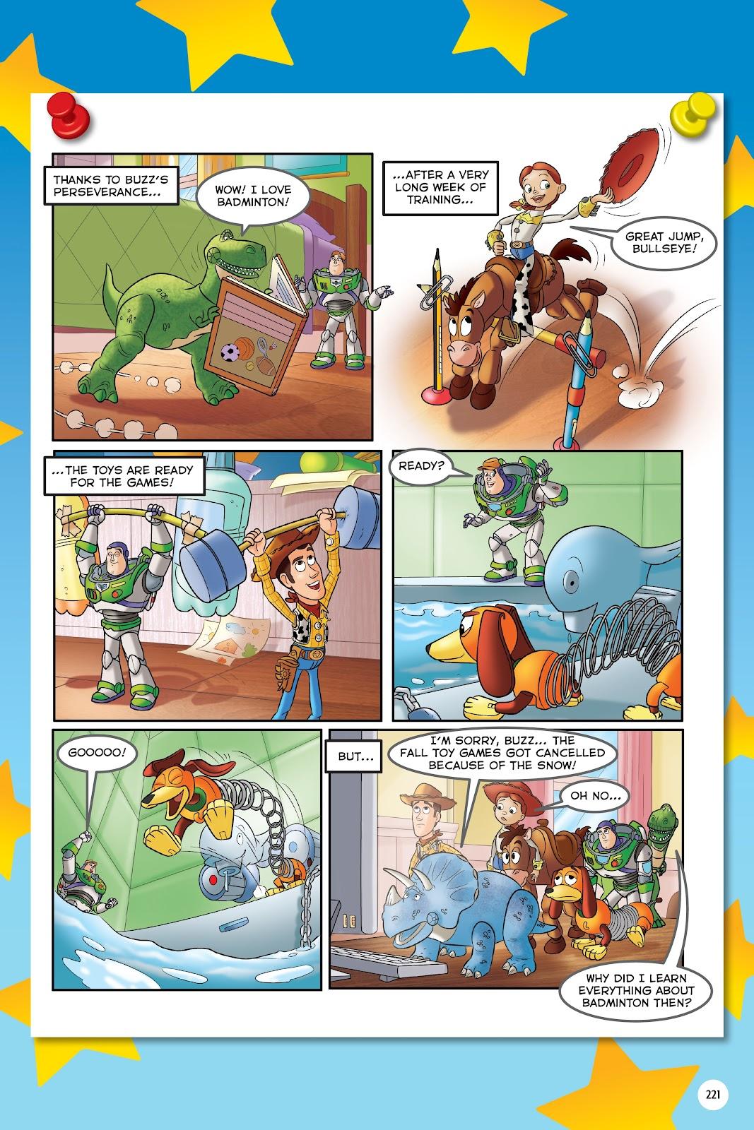 Read online DISNEY·PIXAR Toy Story Adventures comic -  Issue # TPB 1 (Part 3) - 21