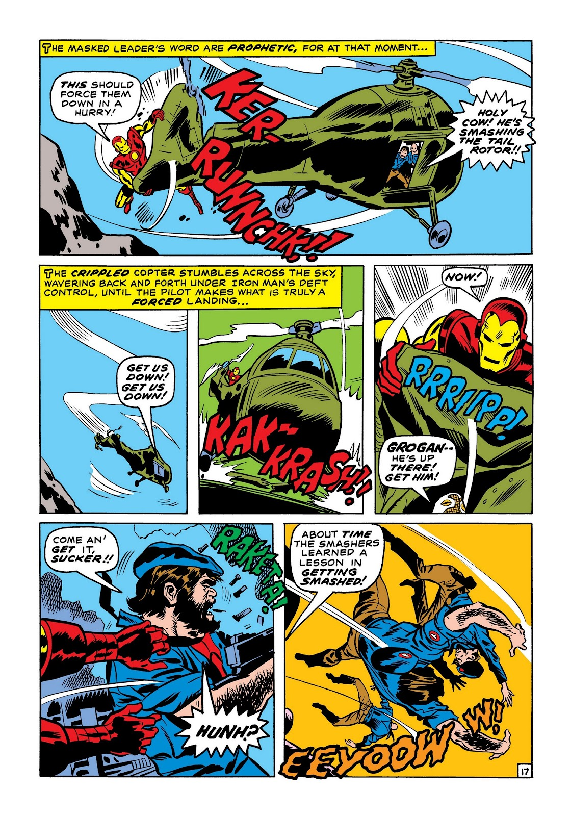 Read online Marvel Masterworks: The Invincible Iron Man comic -  Issue # TPB 7 (Part 2) - 25