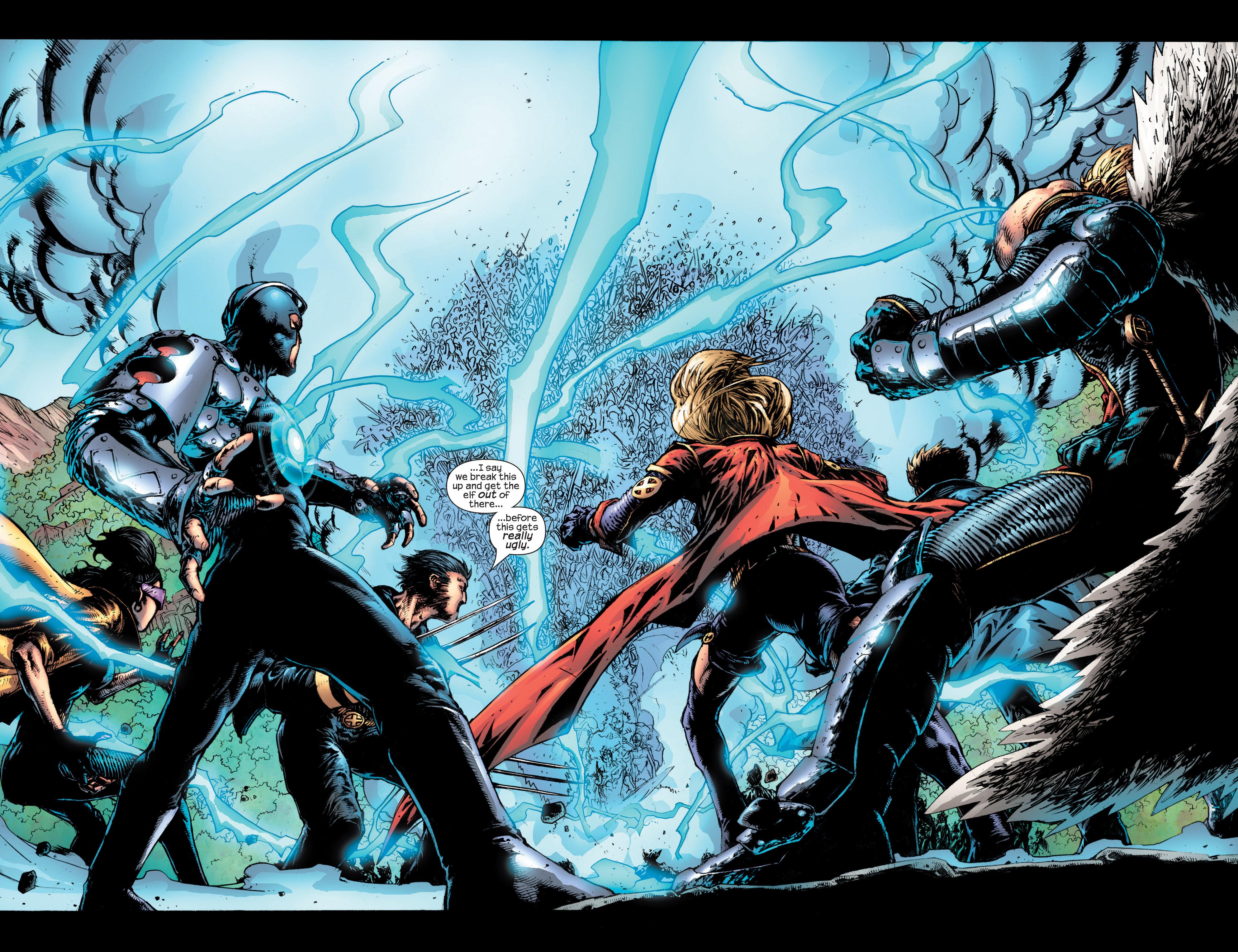 Read online Uncanny X-Men (1963) comic -  Issue #430 - 14