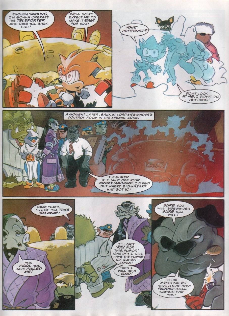 Read online Sonic the Comic comic -  Issue #118 - 13