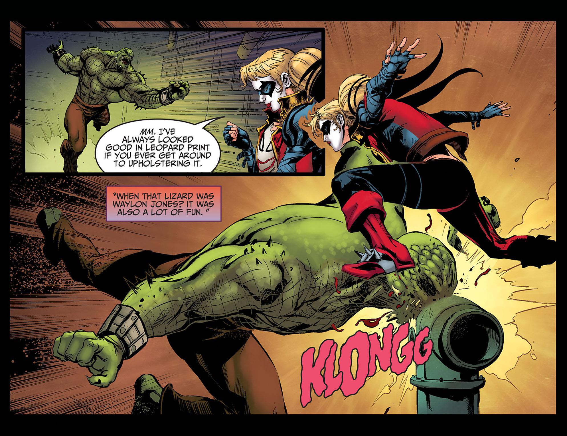 Read online Injustice: Ground Zero comic -  Issue #8 - 13