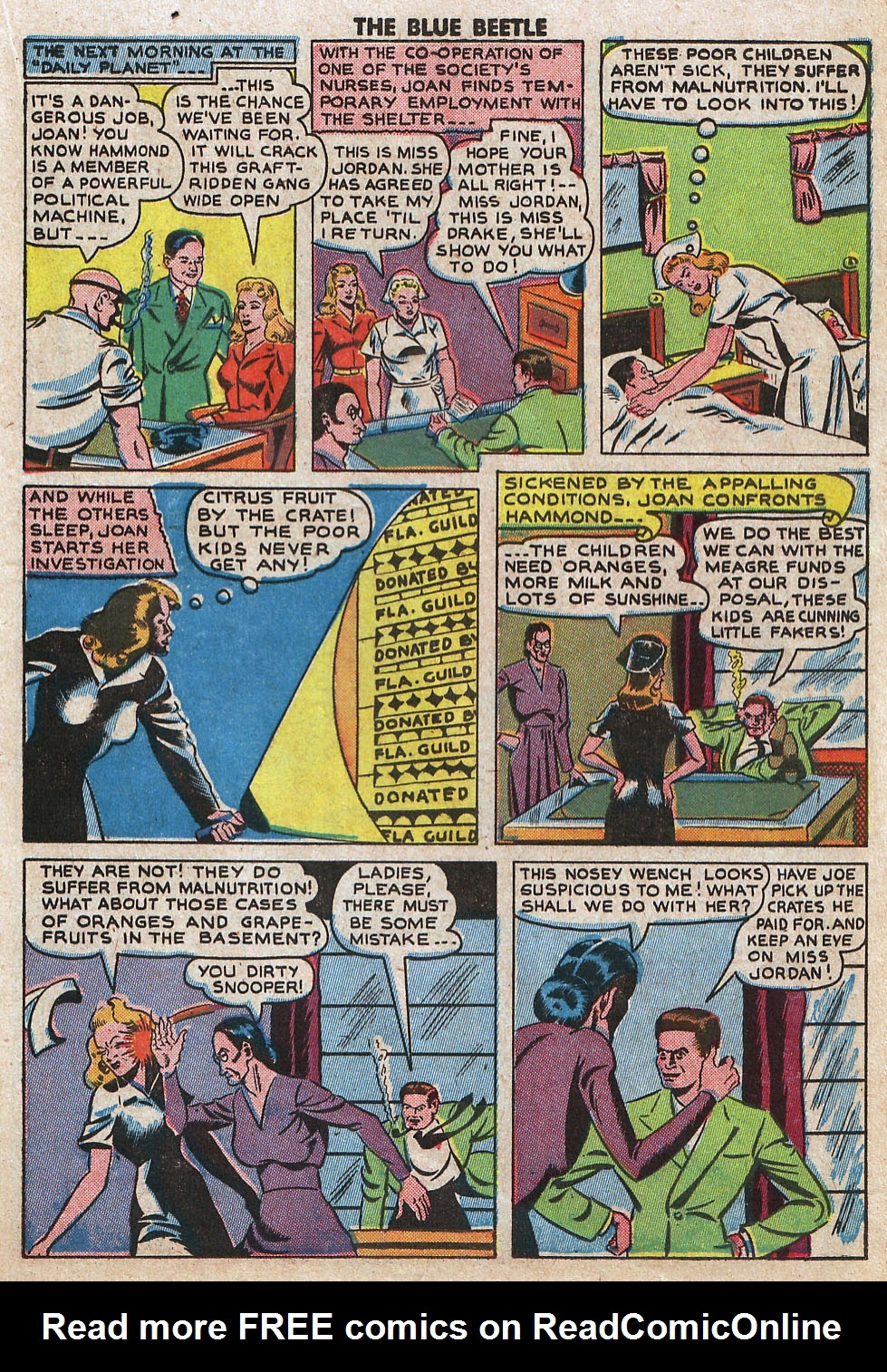 The Blue Beetle issue 33 - Page 29