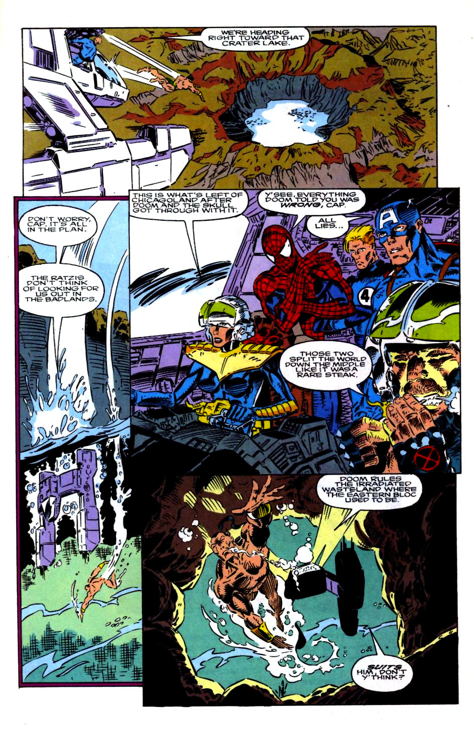 What If...? (1989) issue 68 - Page 13