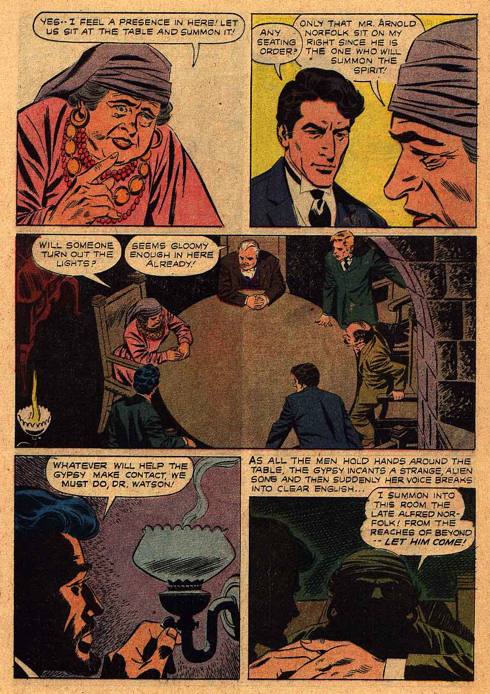 Four Color Comics issue 1169 - Page 8