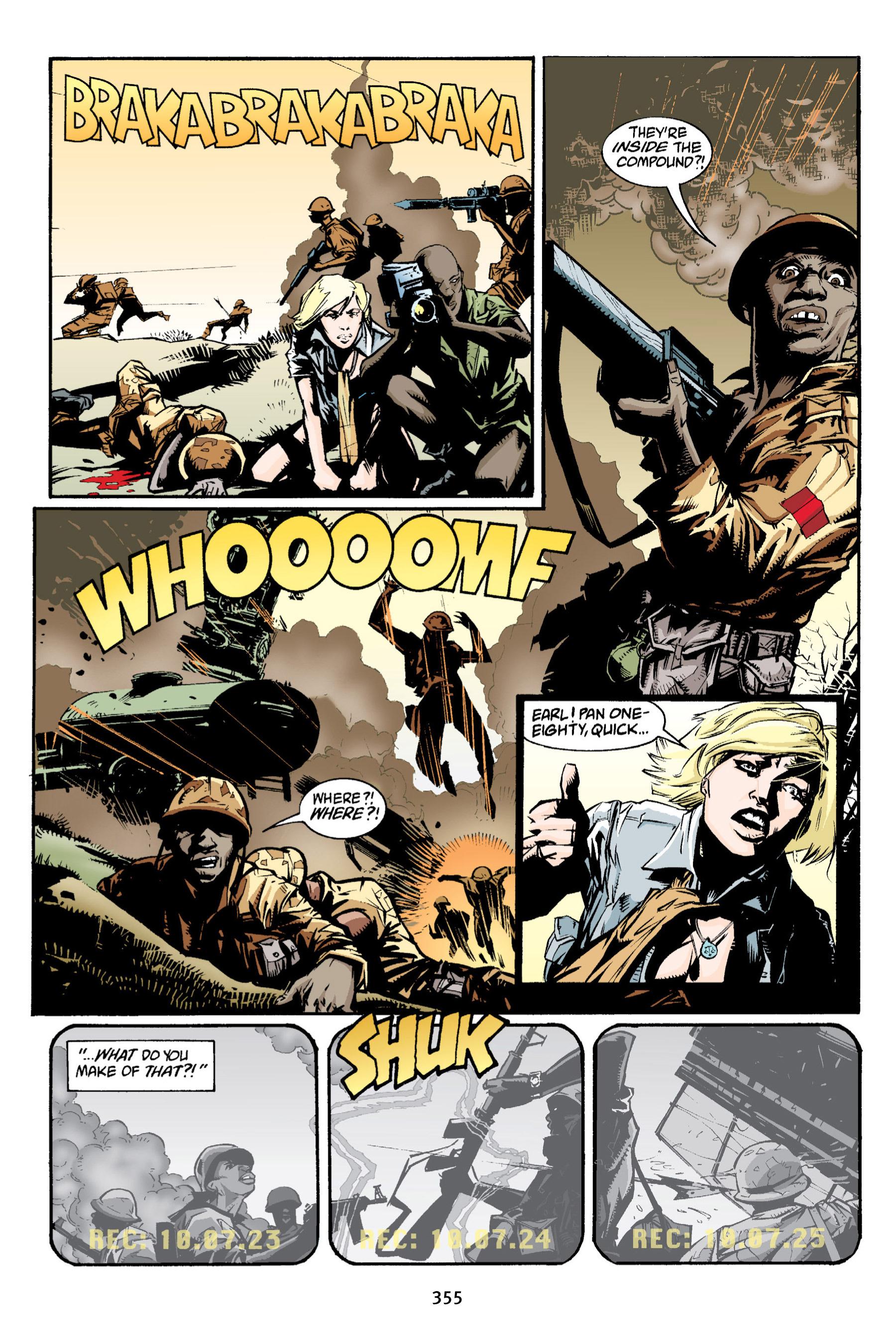 Read online Aliens vs. Predator Omnibus comic -  Issue # _TPB 1 Part 4 - 46