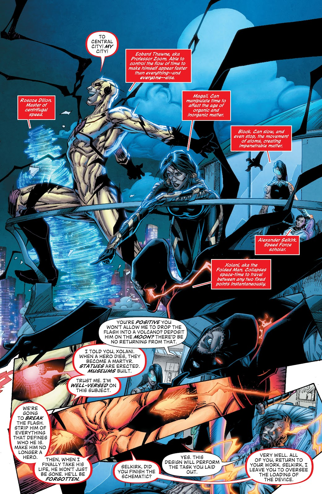 Read online The Flash (2011) comic -  Issue # _TPB 8 (Part 2) - 25