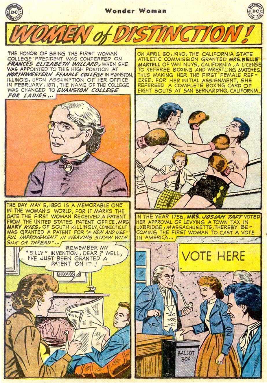 Read online Wonder Woman (1942) comic -  Issue #80 - 12