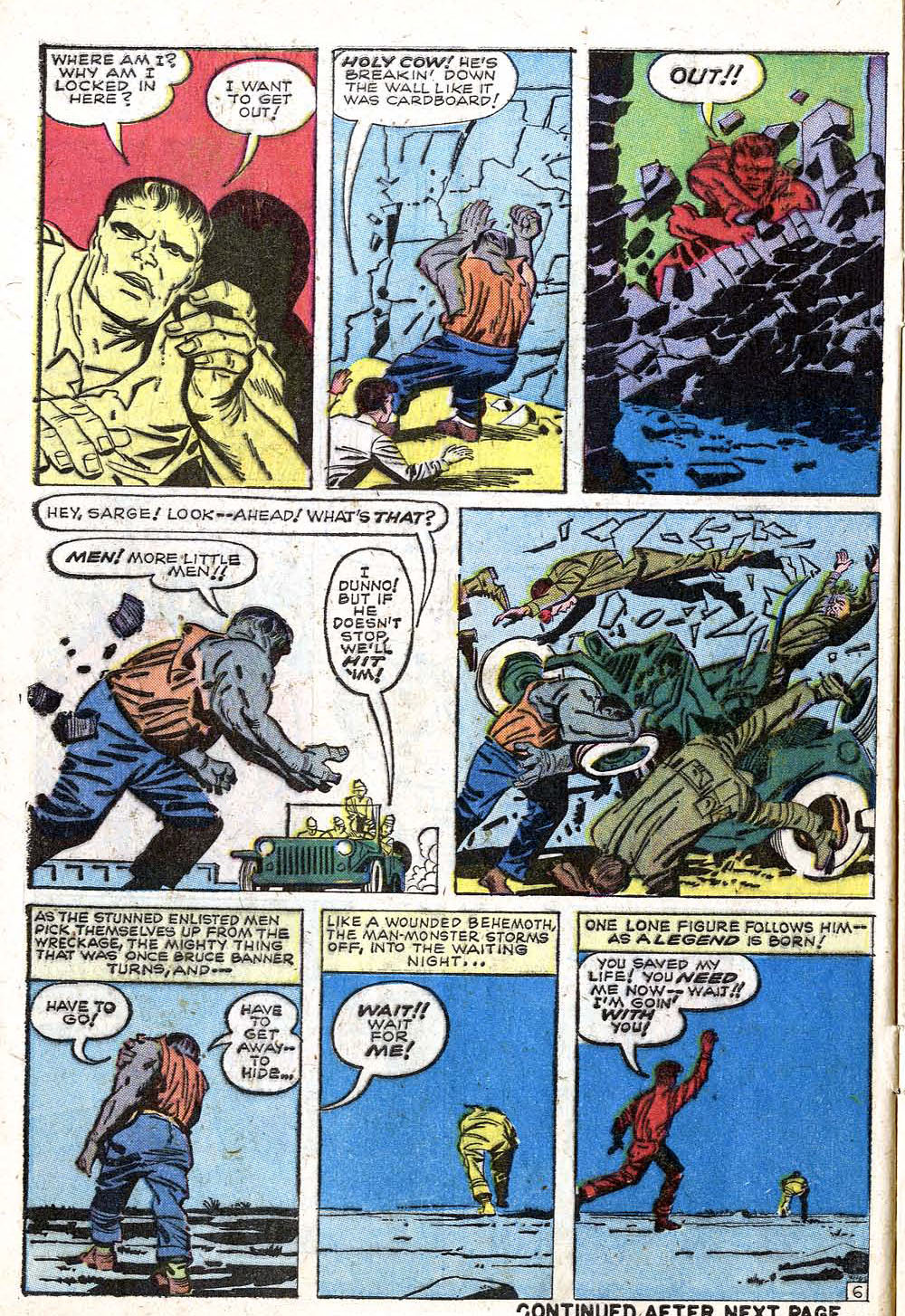 The Incredible Hulk (1962) issue 1 - Page 8