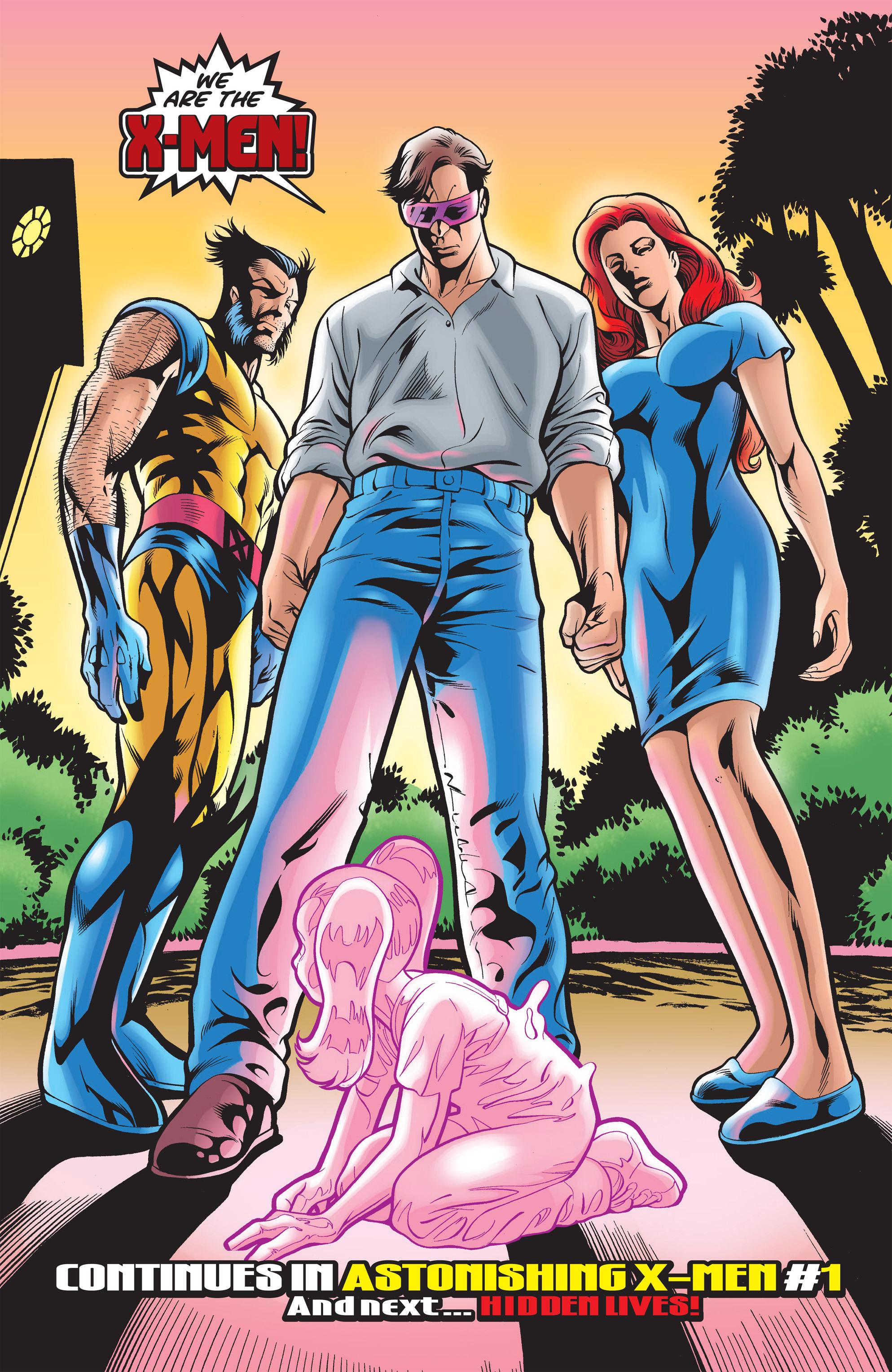 X-Men (1991) 92 Page 21