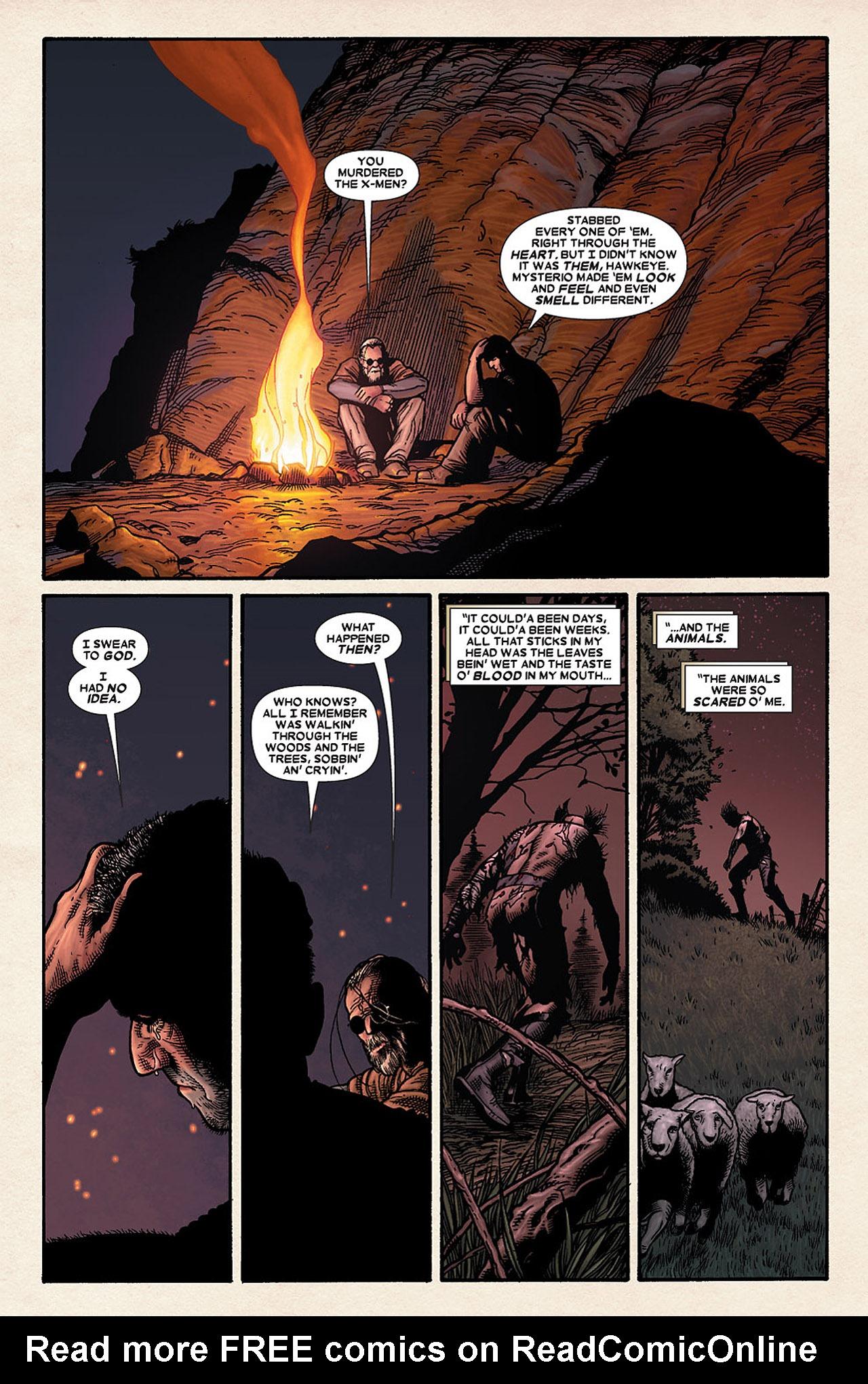 Read online Wolverine: Old Man Logan comic -  Issue # Full - 108