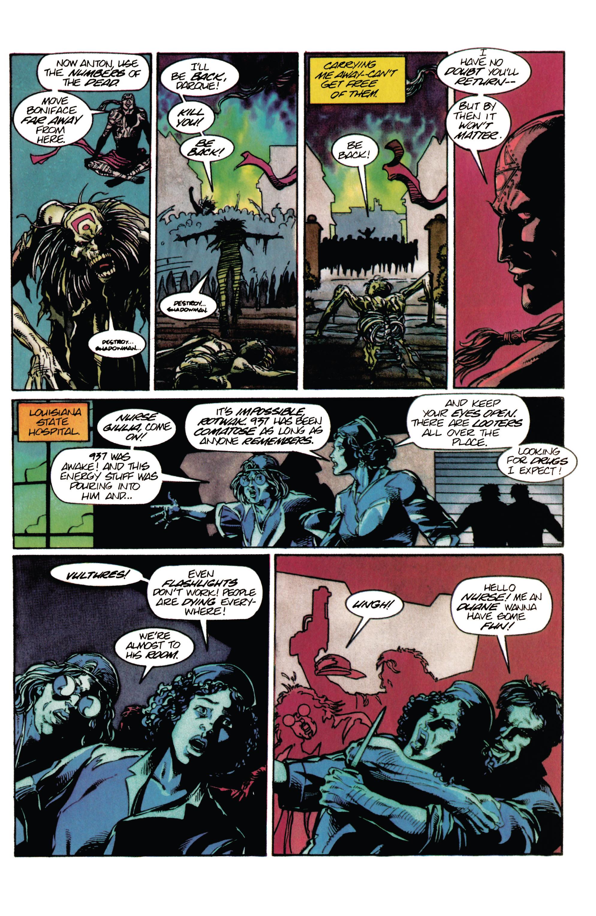Read online Shadowman (1992) comic -  Issue #29 - 14
