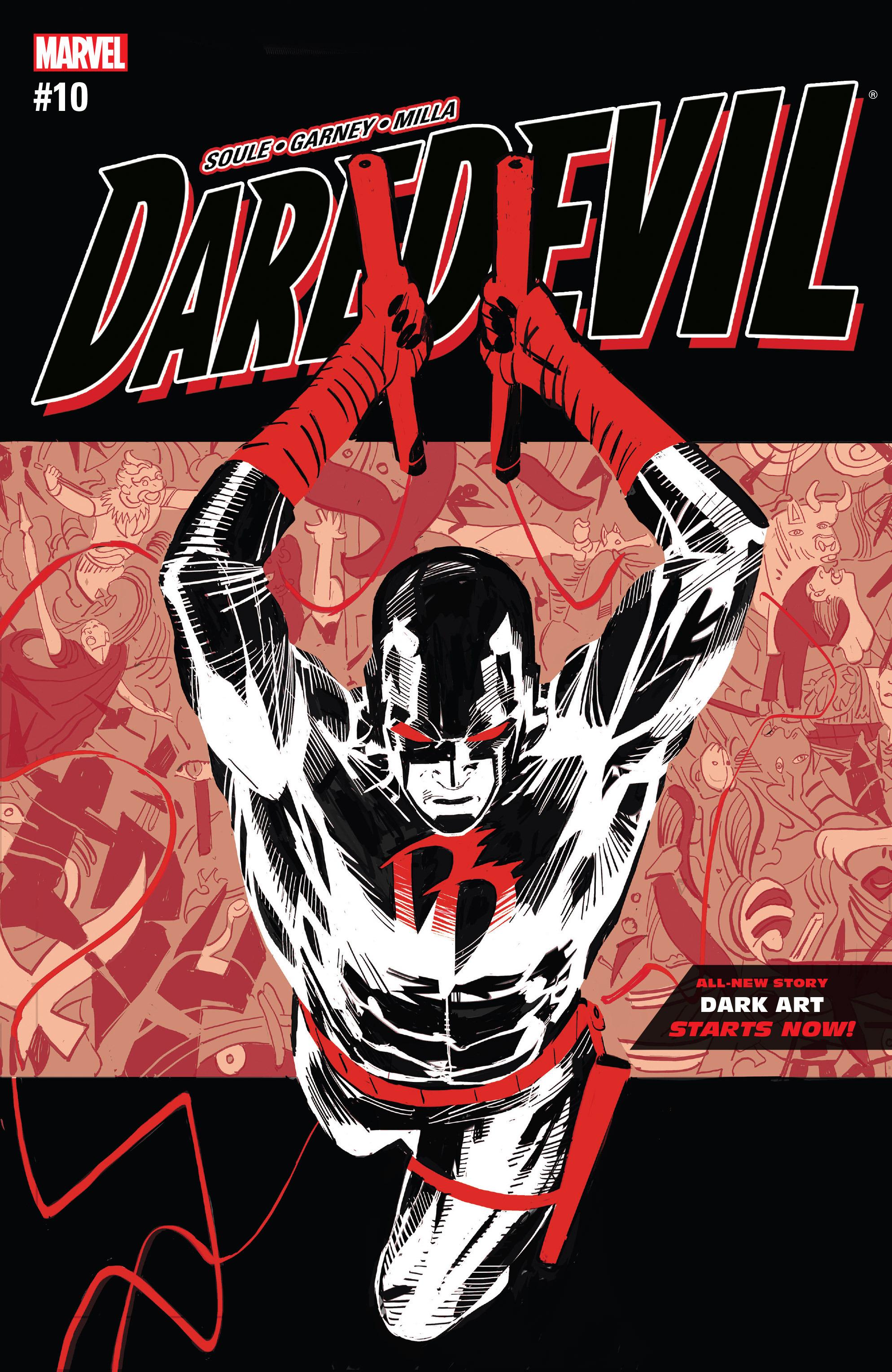 Daredevil (2016) 10 Page 1