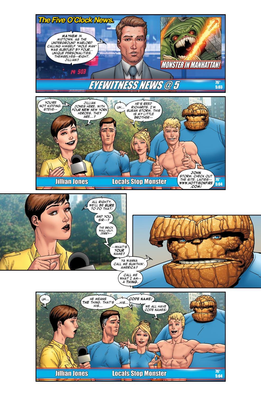Read online Fantastic Four: Season One comic -  Issue # TPB - 56