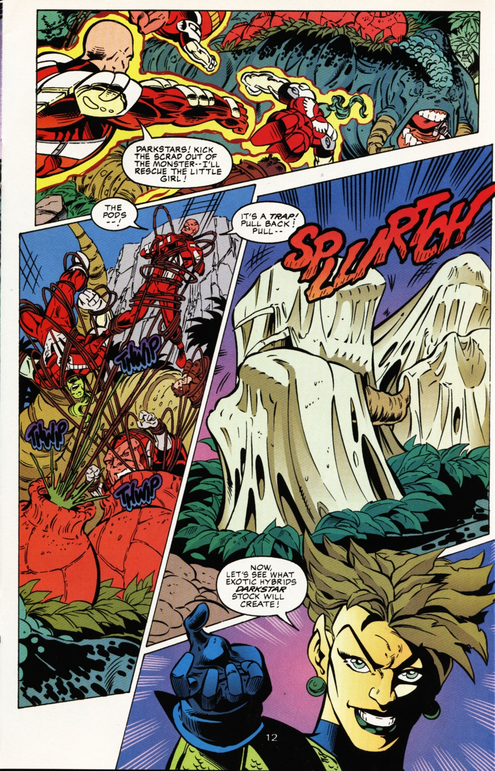 Read online Superboy & The Ravers comic -  Issue #4 - 13