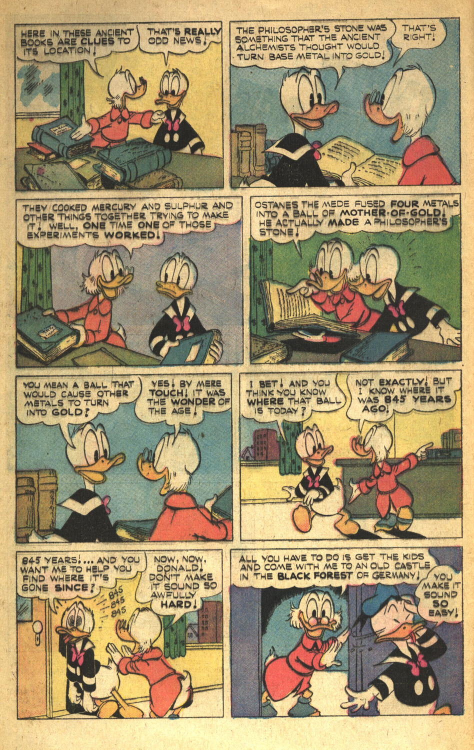 Read online Uncle Scrooge (1953) comic -  Issue #132 - 4