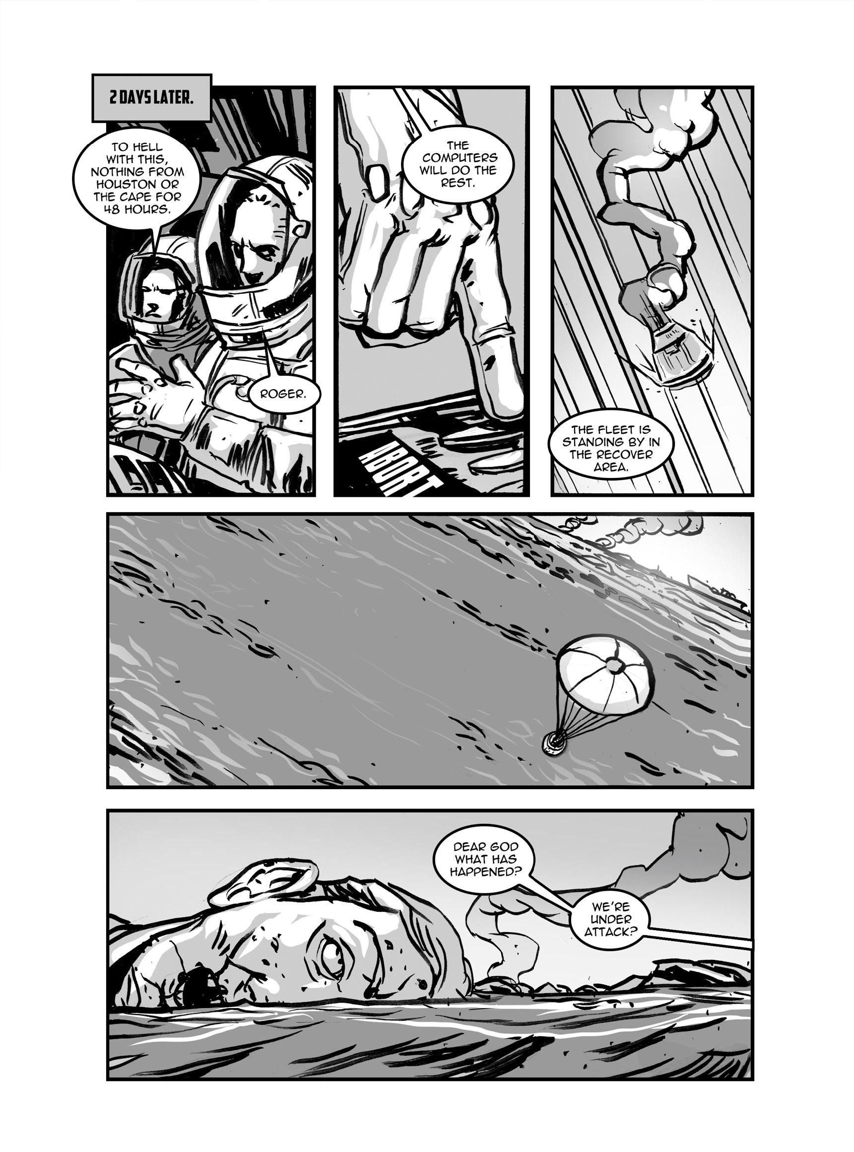 Read online FUBAR comic -  Issue #3 - 324