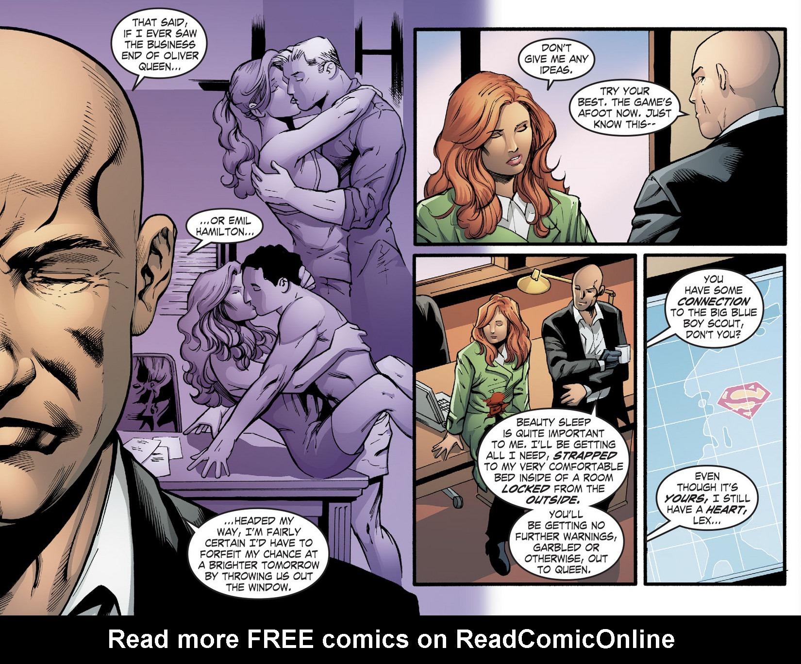 Read online Smallville: Season 11 comic -  Issue #22 - 6
